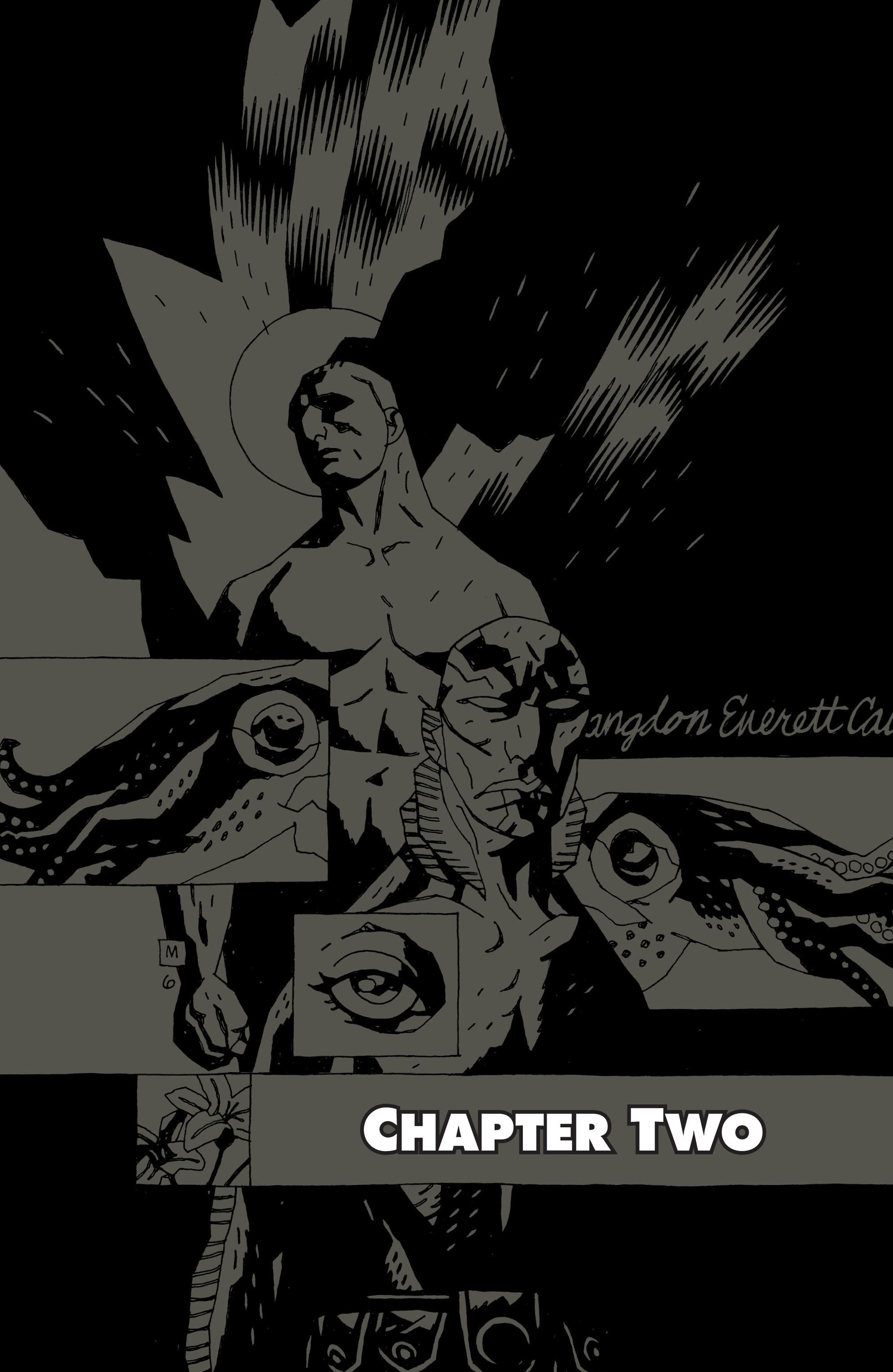 Read online B.P.R.D. (2003) comic -  Issue # TPB 7 - 33