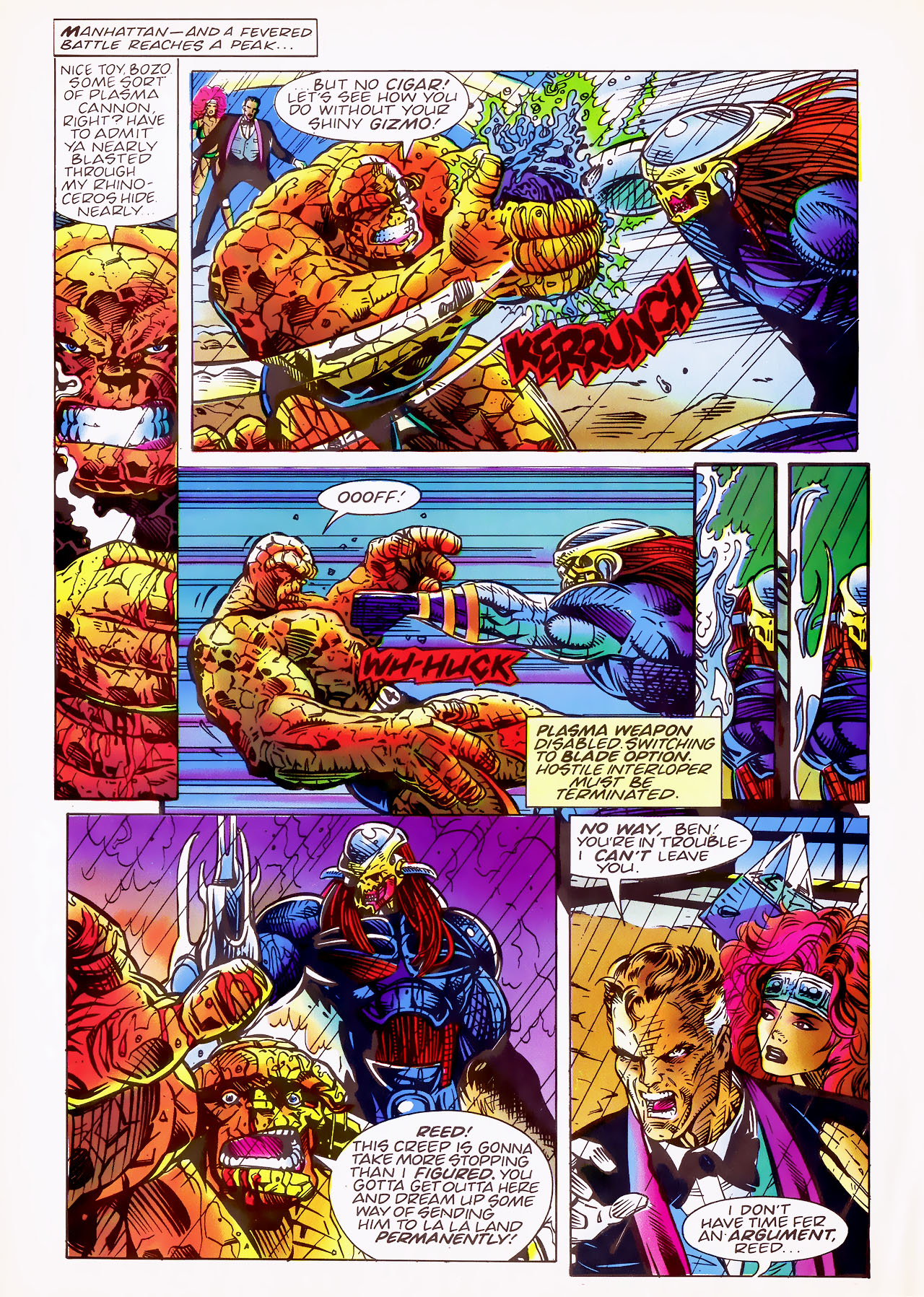 Read online Overkill comic -  Issue #16 - 12