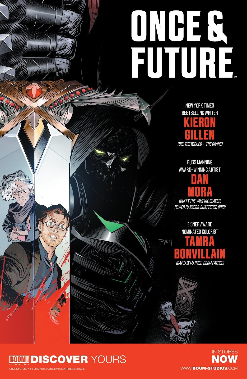 Read online Alienated comic -  Issue #3 - 26