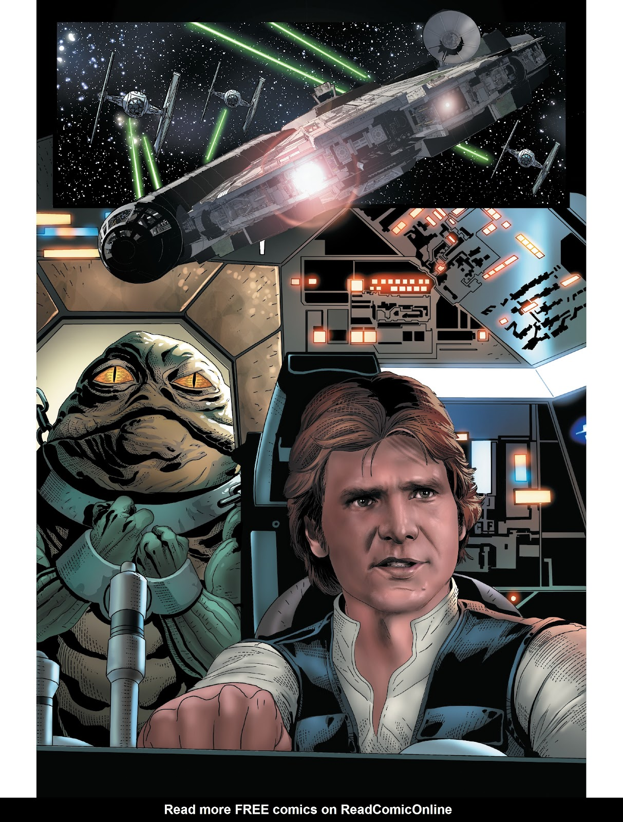 Read online The Marvel Art of Star Wars comic -  Issue # TPB (Part 2) - 15