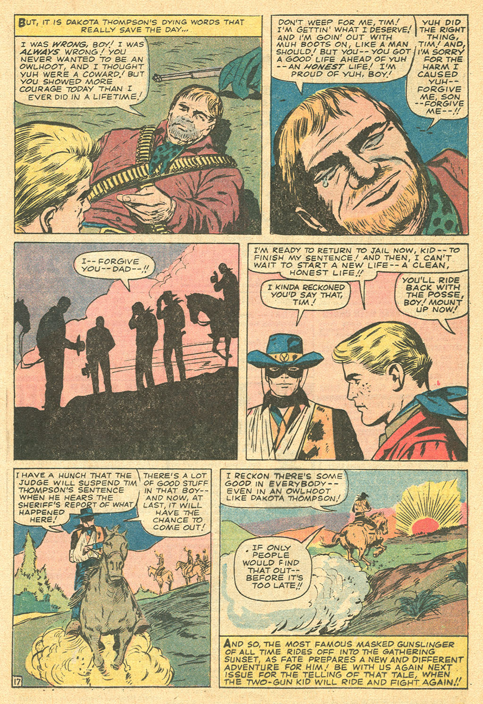 Read online Two-Gun Kid comic -  Issue #107 - 24