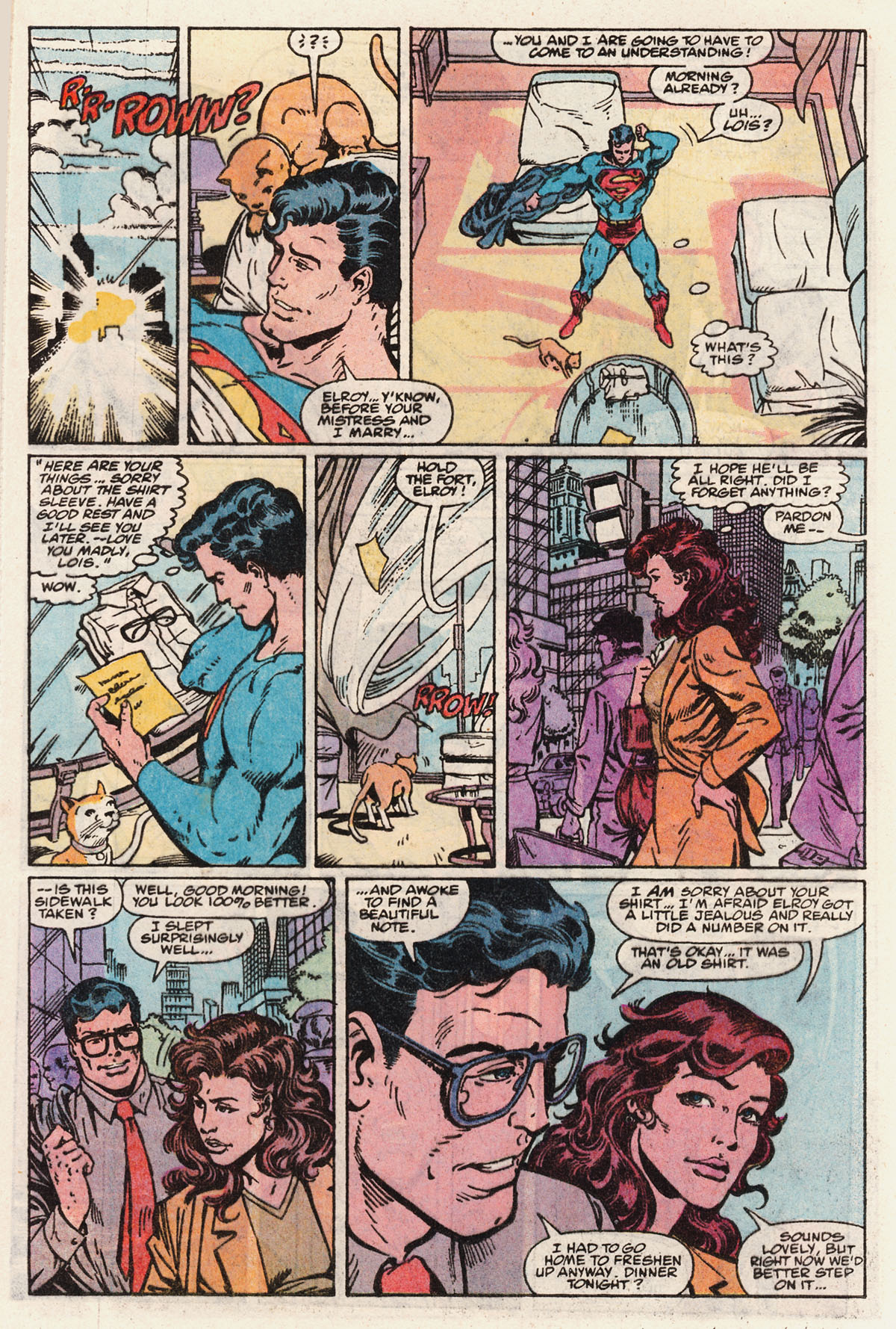 Read online Action Comics (1938) comic -  Issue #665 - 12