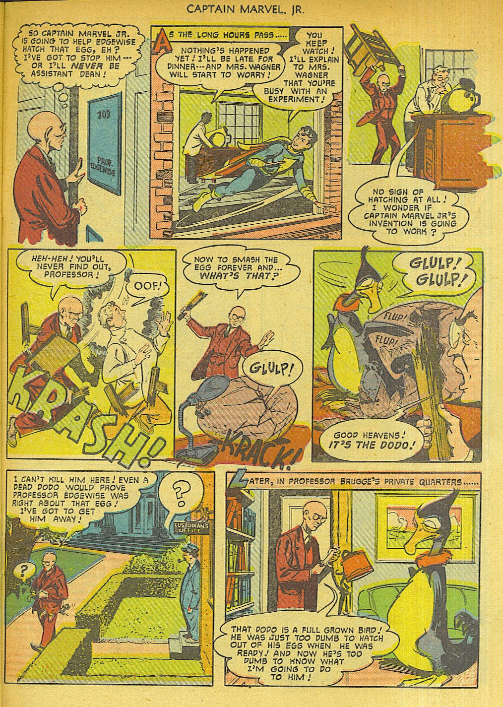 Captain Marvel, Jr. issue 96 - Page 39