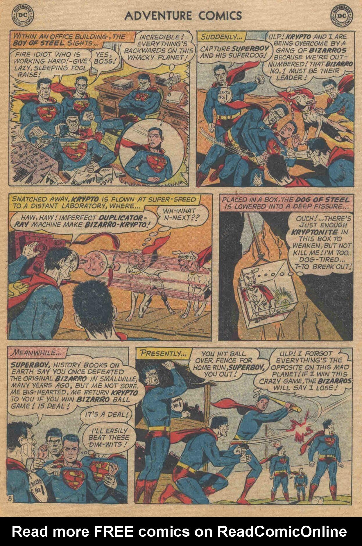 Read online Adventure Comics (1938) comic -  Issue #285 - 27