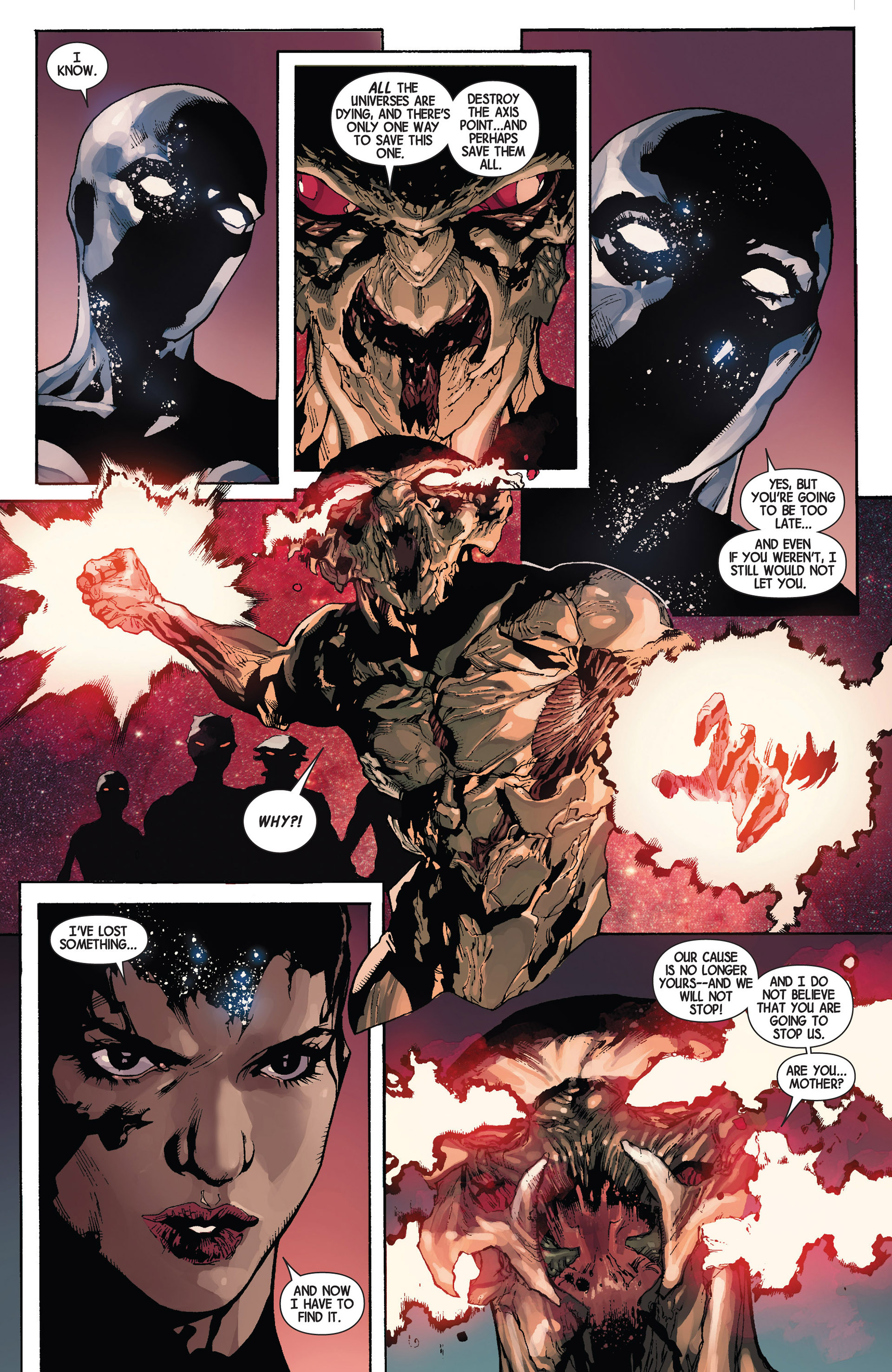 Read online Avengers (2013) comic -  Issue #21 - 25