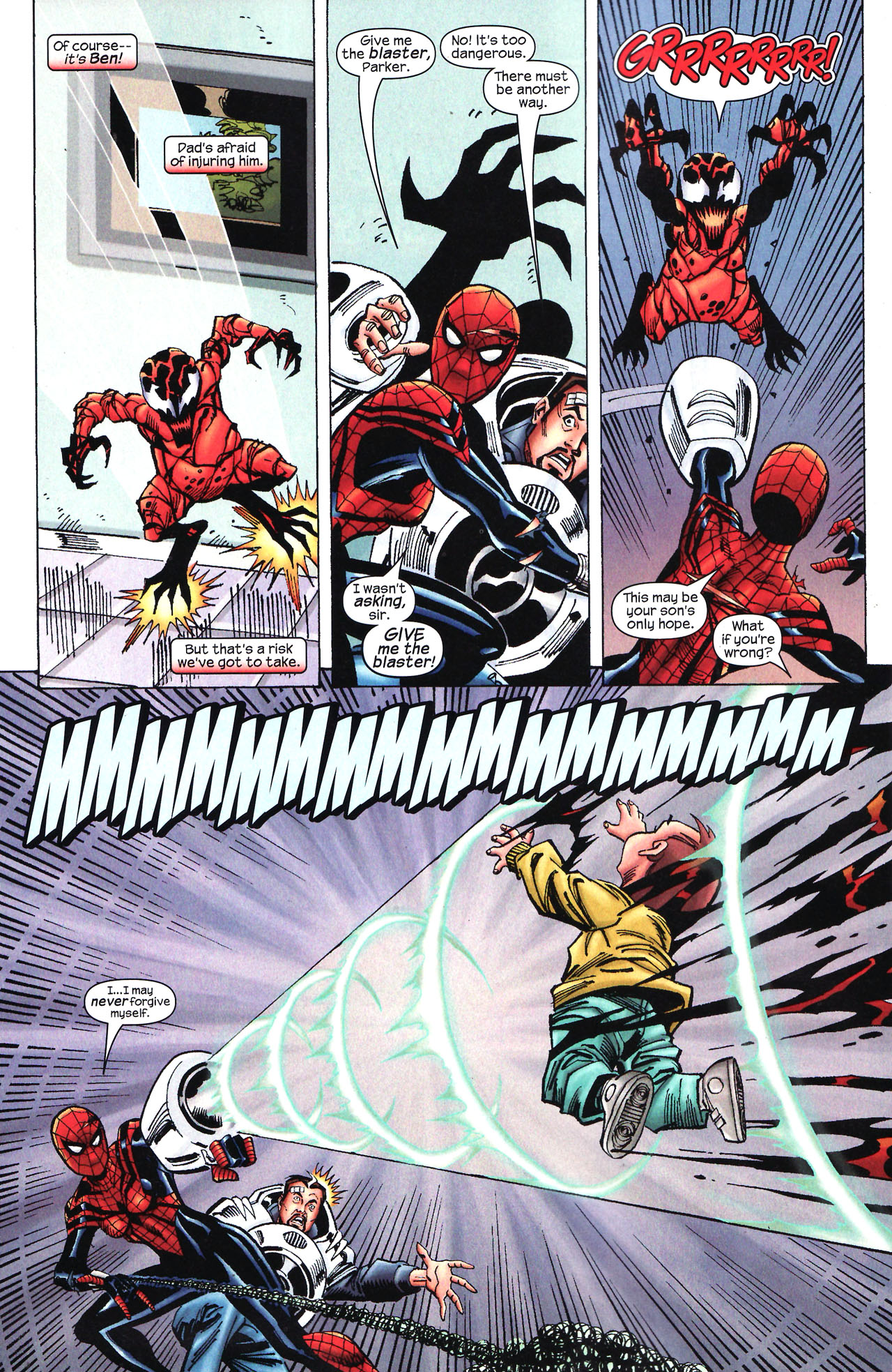 Read online Amazing Spider-Girl comic -  Issue #12 - 19