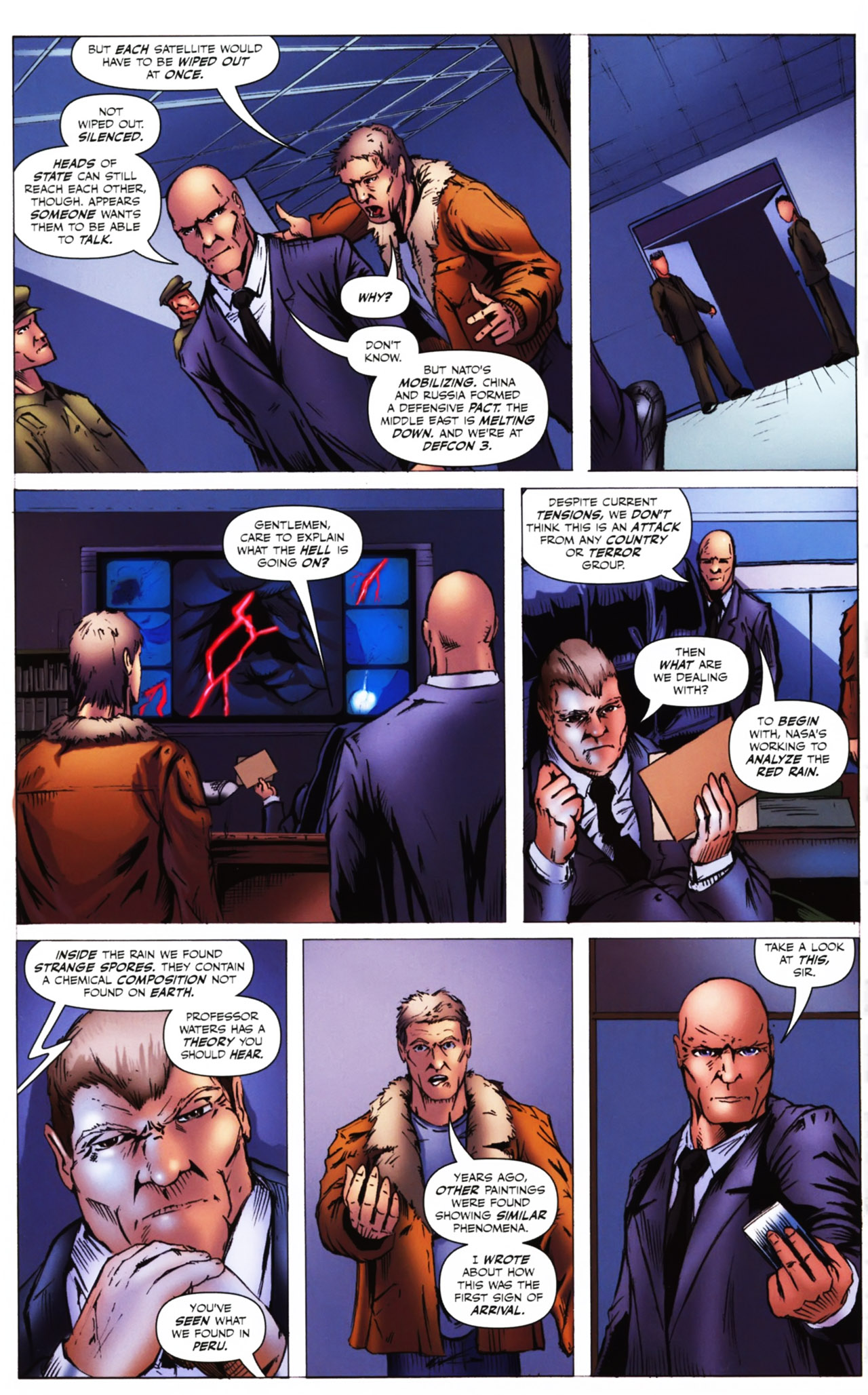 Read online Agon comic -  Issue #1 - 6