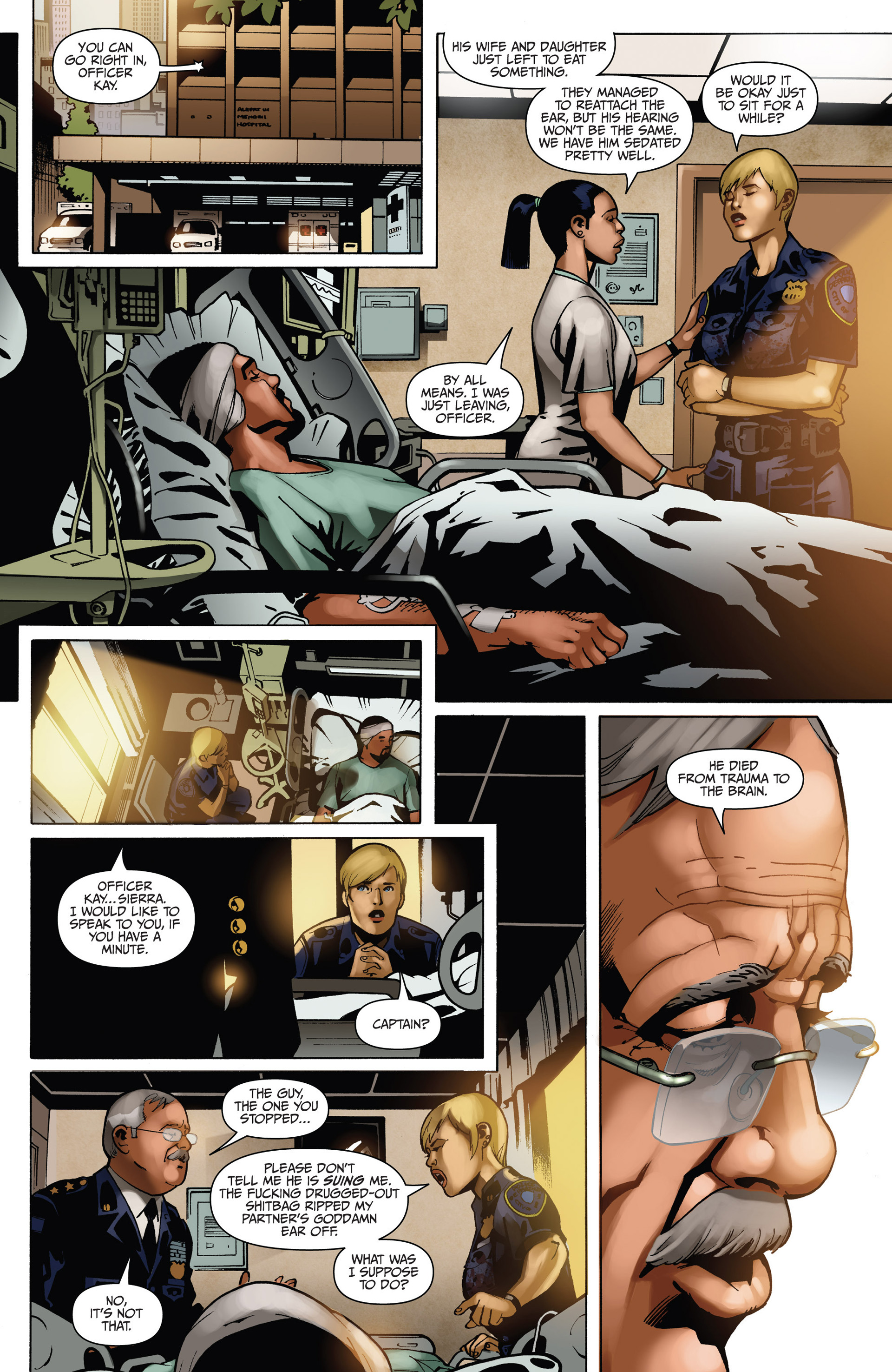 Read online Sex and Violence comic -  Issue # Full - 39