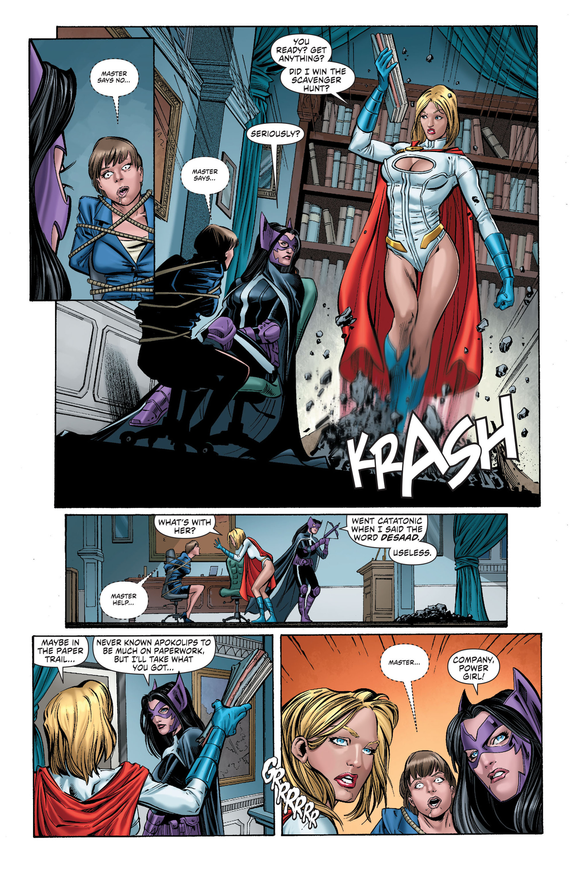 Read online Worlds' Finest comic -  Issue #13 - 6