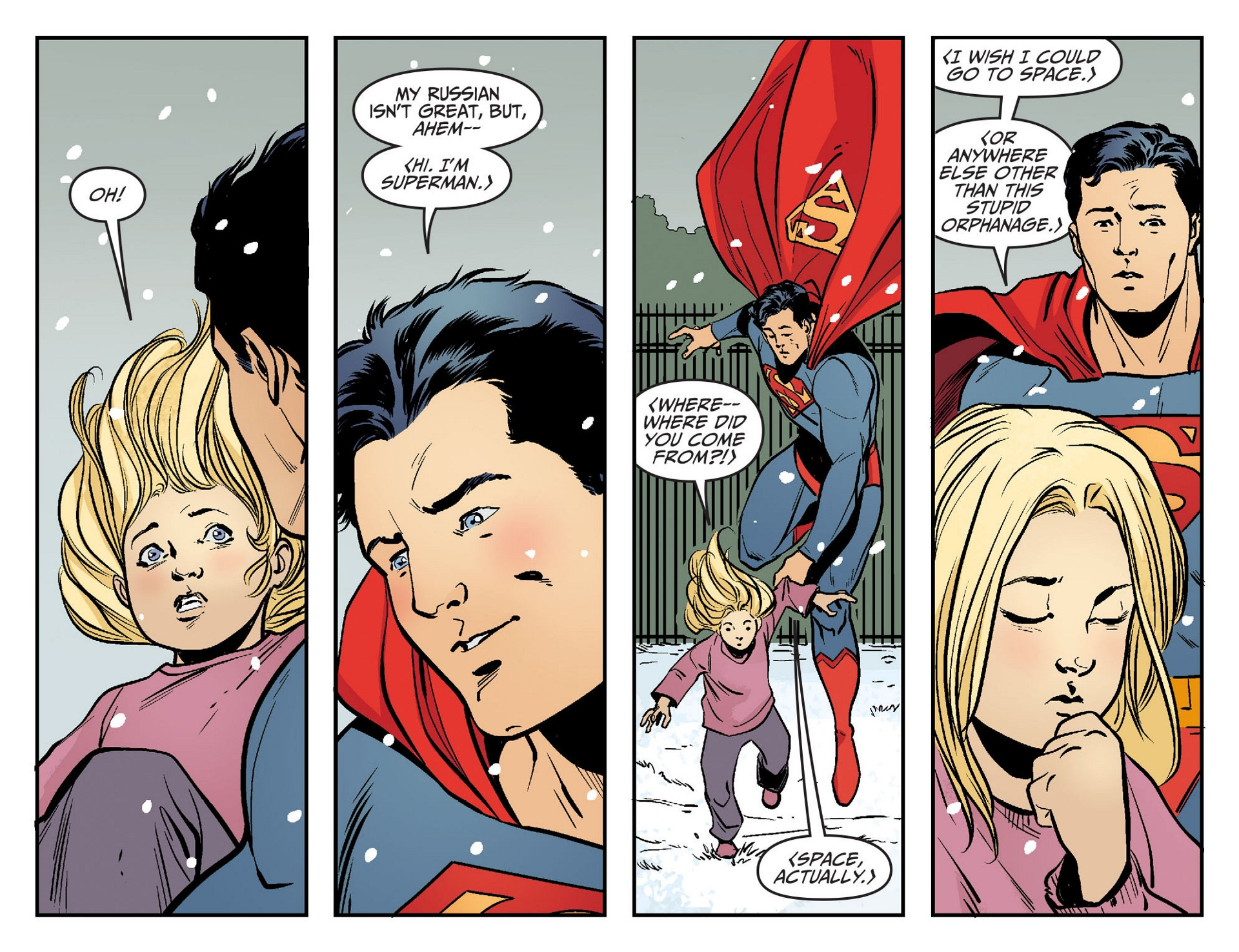 Read online Adventures of Superman [I] comic -  Issue #21 - 20
