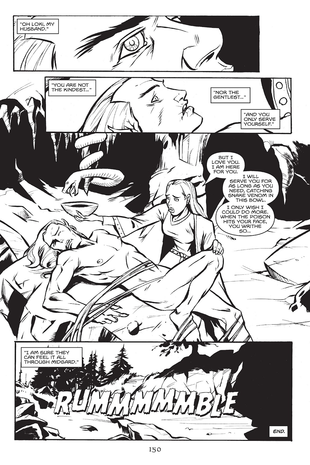 Read online Gods of Asgard comic -  Issue # TPB (Part 2) - 52