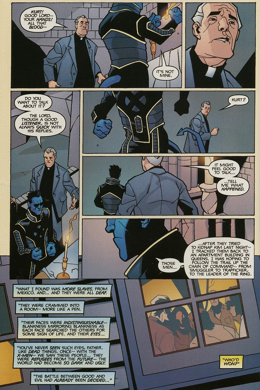 Read online Nightcrawler (2002) comic -  Issue #2 - 3