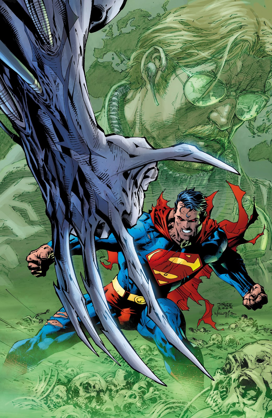 Read online Superman: For Tomorrow comic -  Issue # TPB (Part 1) - 83