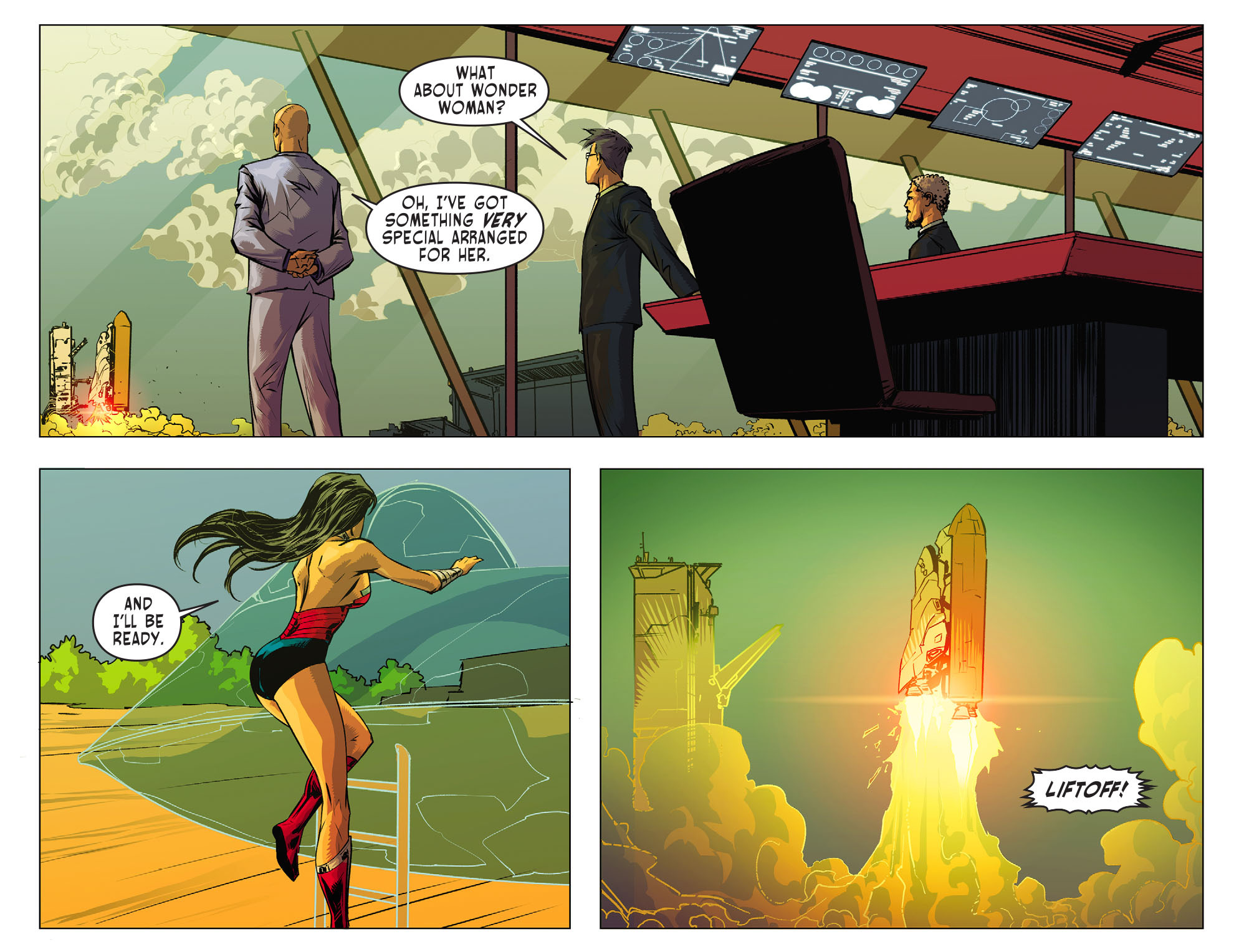 Read online Sensation Comics Featuring Wonder Woman comic -  Issue #25 - 16