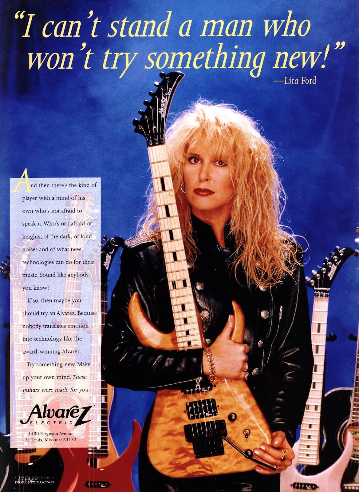 Lita Ford Full Page 2