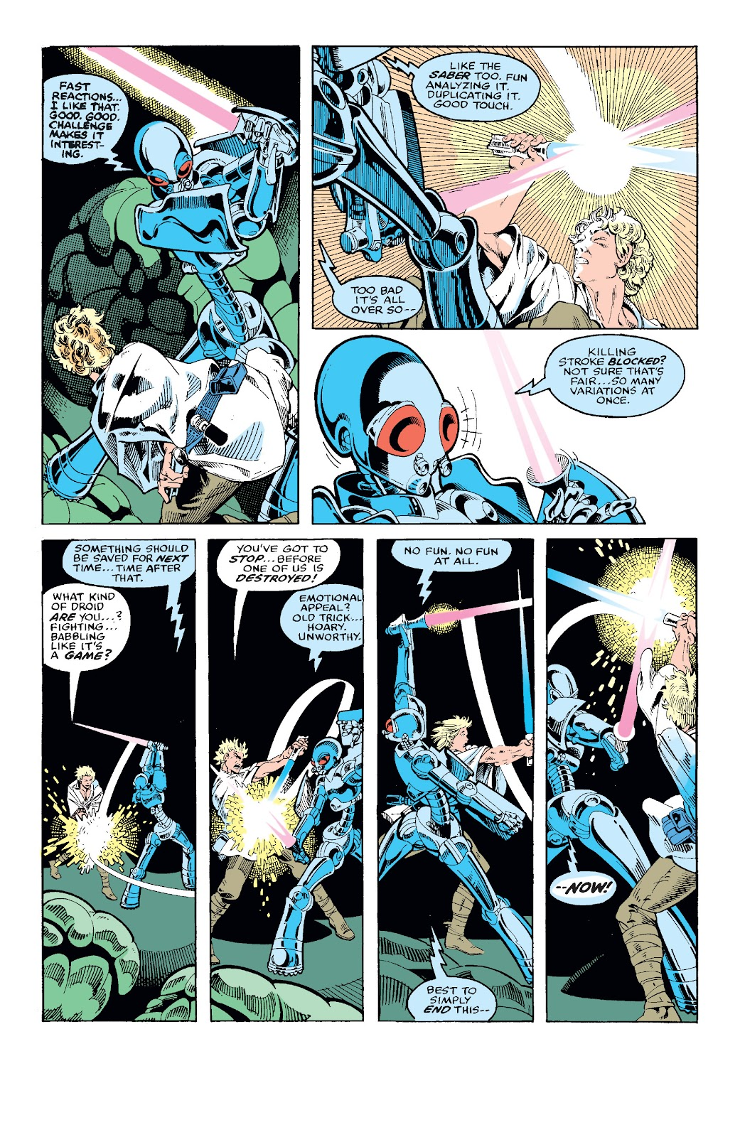 Read online Star Wars Legends: The Original Marvel Years - Epic Collection comic -  Issue # TPB 2 (Part 4) - 2
