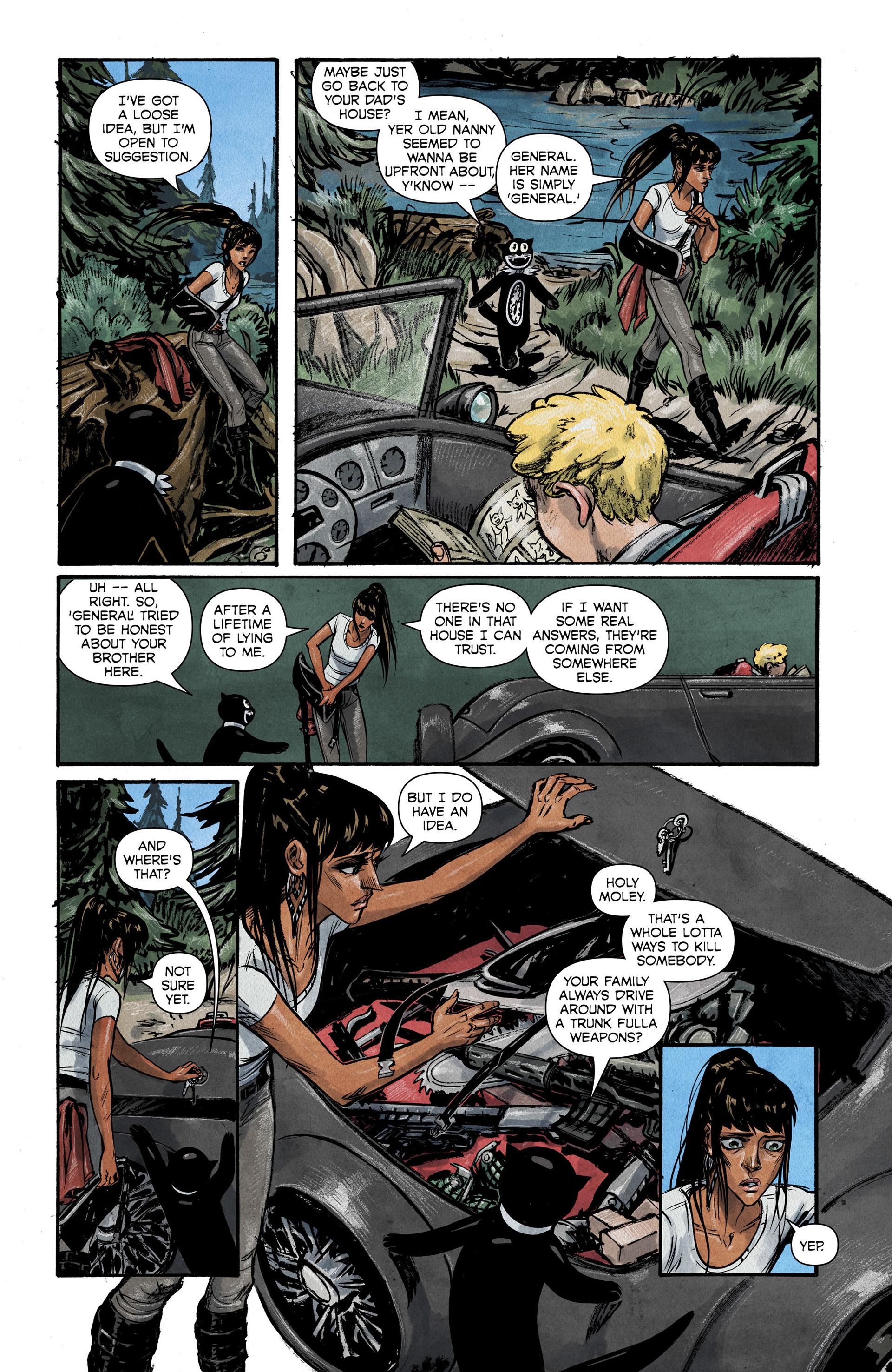 Read online Shutter comic -  Issue #6 - 3