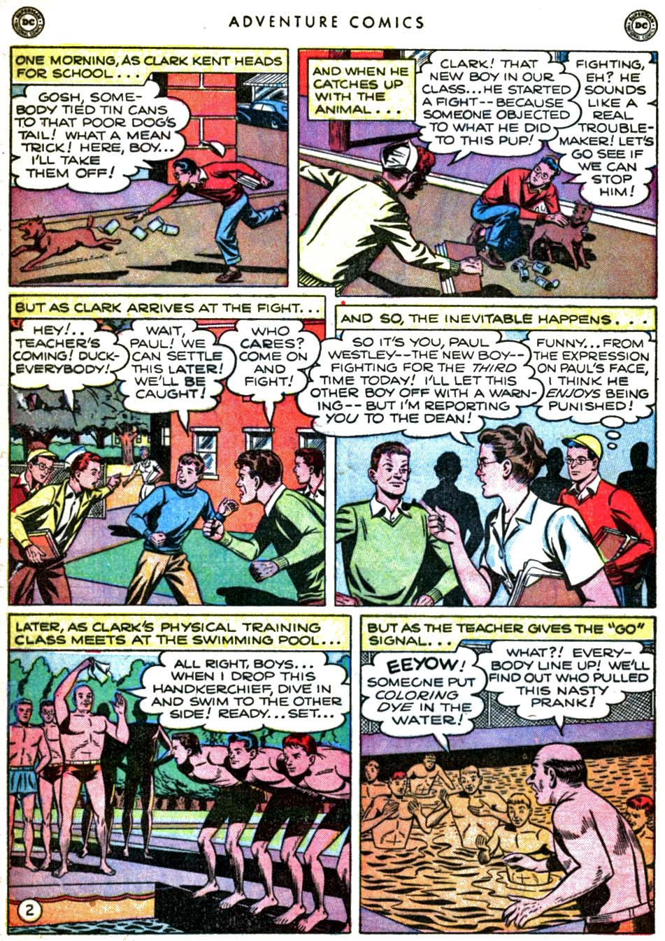 Read online Adventure Comics (1938) comic -  Issue #157 - 4