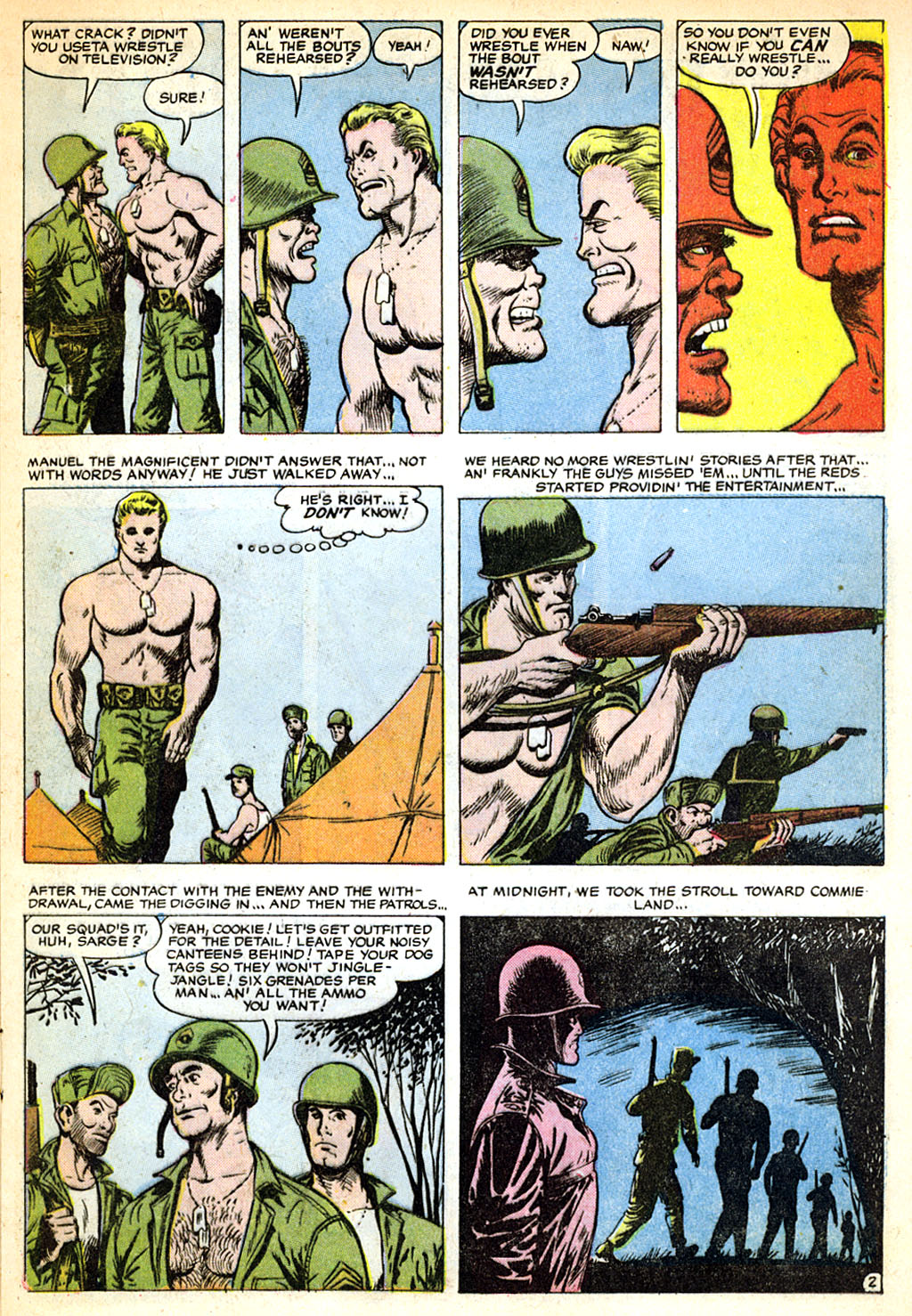 Combat Kelly (1951) issue 44 - Page 17