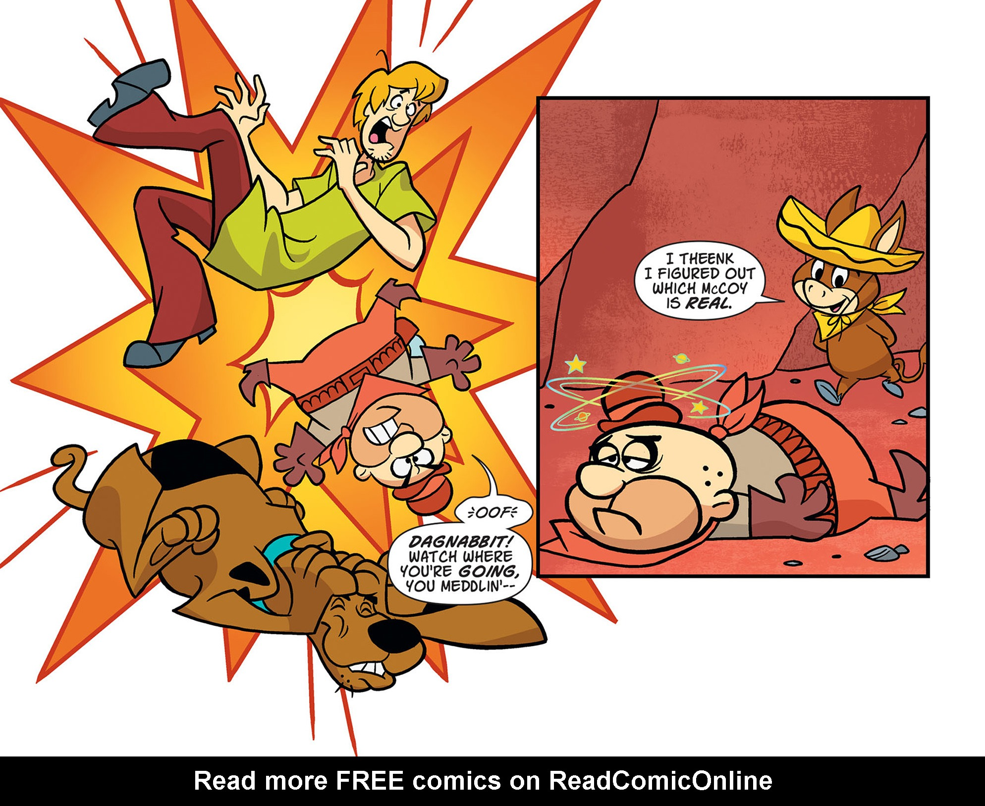 Read online Scooby-Doo! Team-Up comic -  Issue #46 - 15