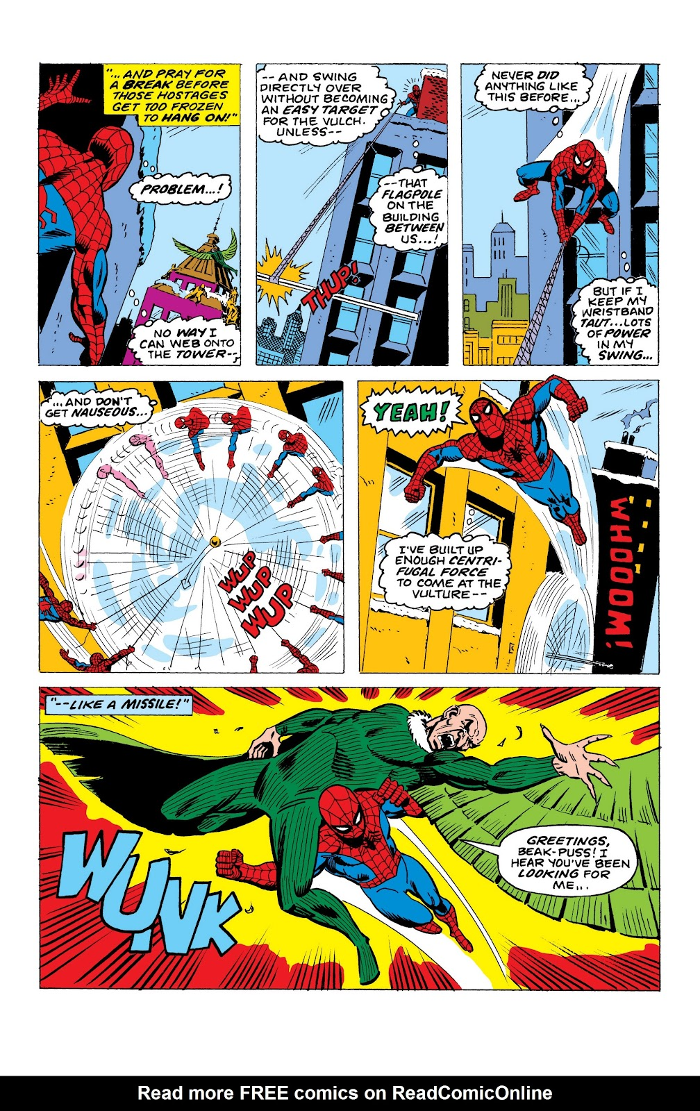 Read online Marvel Masterworks: The Spectacular Spider-Man comic -  Issue # TPB (Part 1) - 74