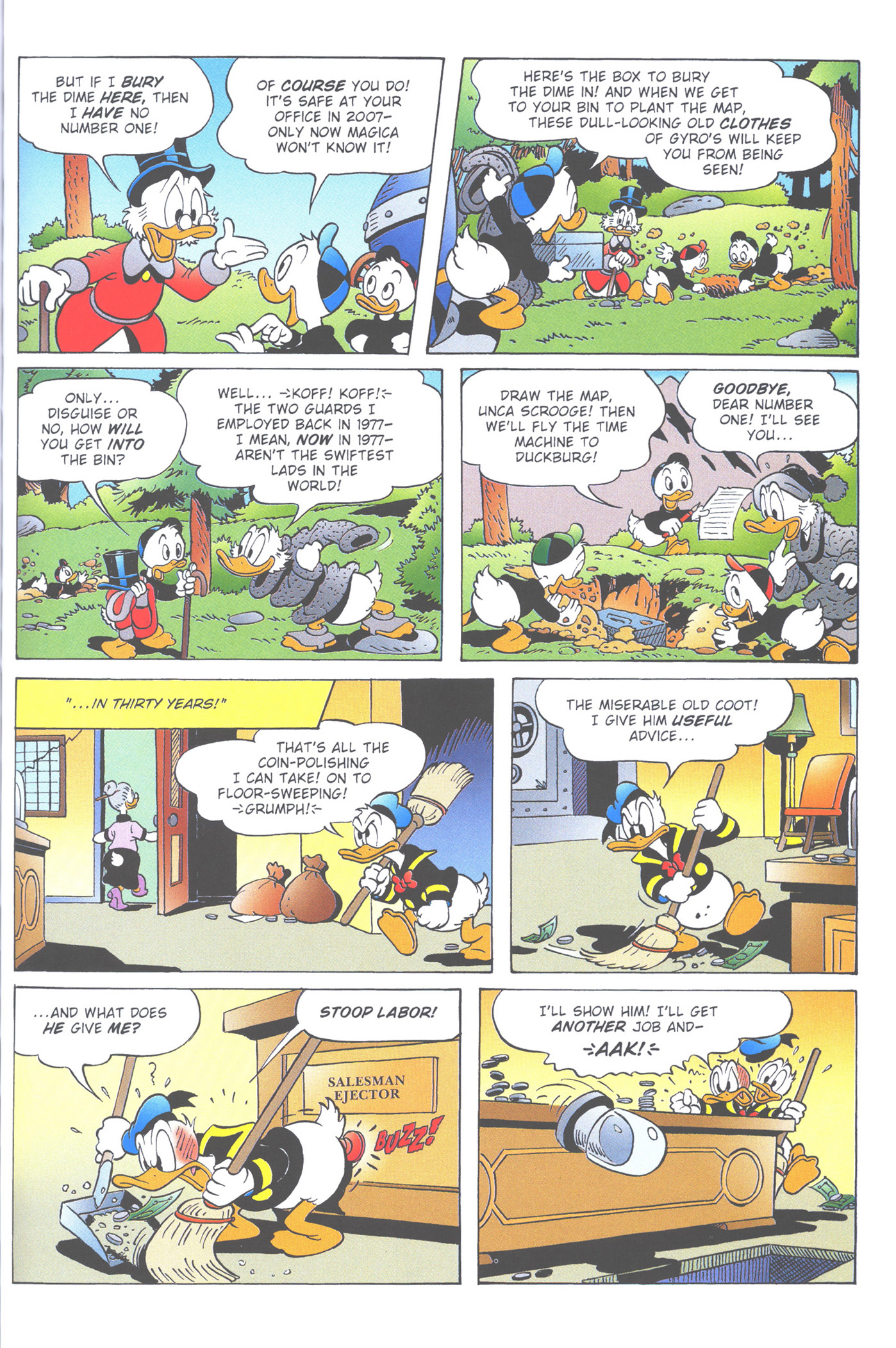 Read online Uncle Scrooge (1953) comic -  Issue #363 - 45