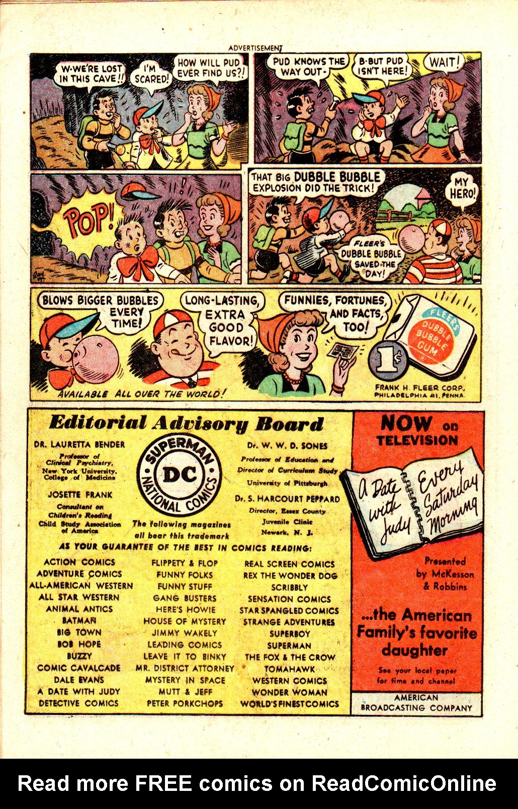 Read online Adventure Comics (1938) comic -  Issue #173 - 16