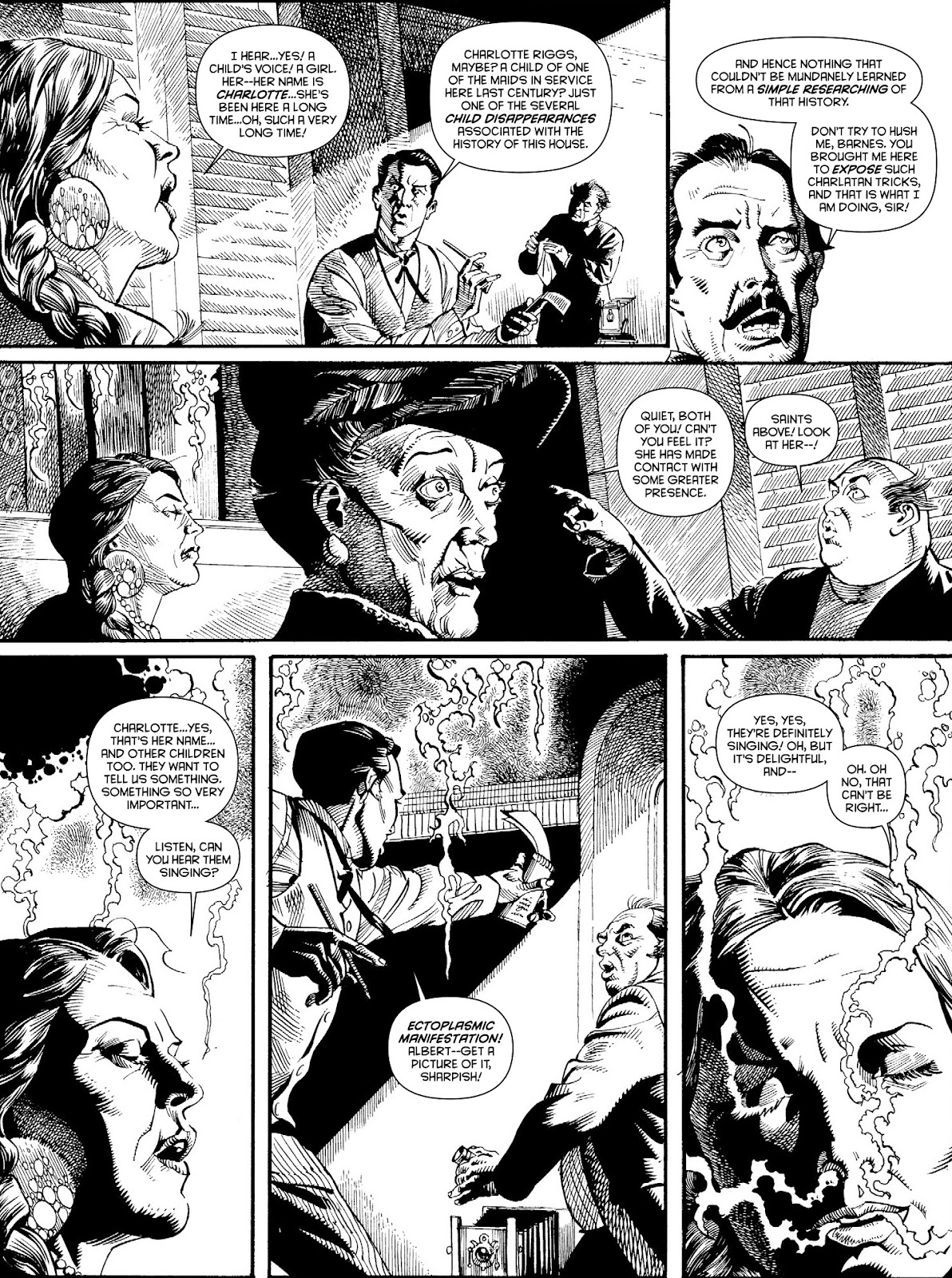 Judge Dredd Megazine (Vol. 5) issue 427 - Page 81