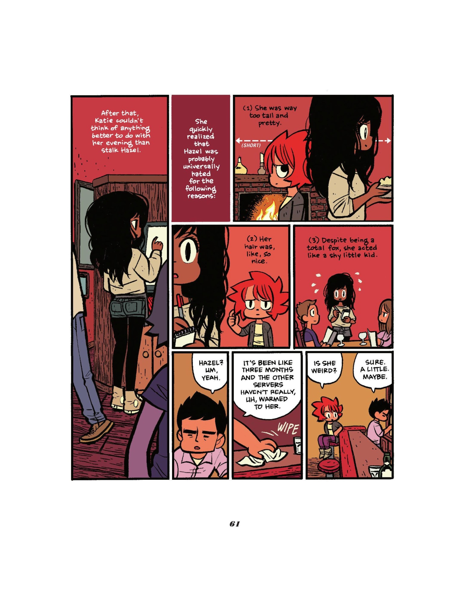 Read online Seconds comic -  Issue # Full - 63