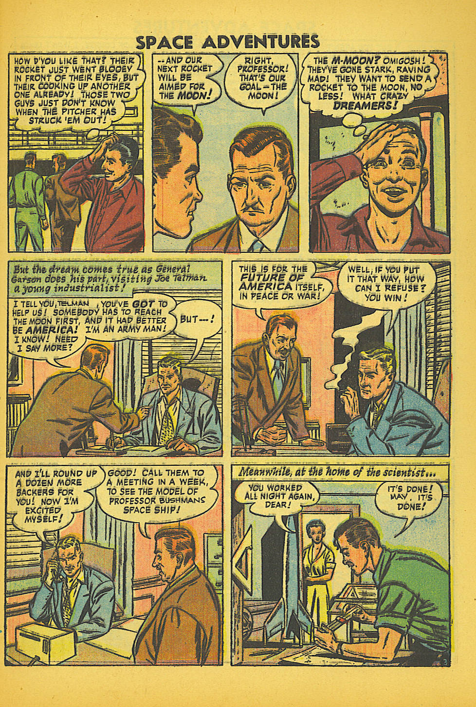 Space Adventures (1952) issue 20 - Page 5