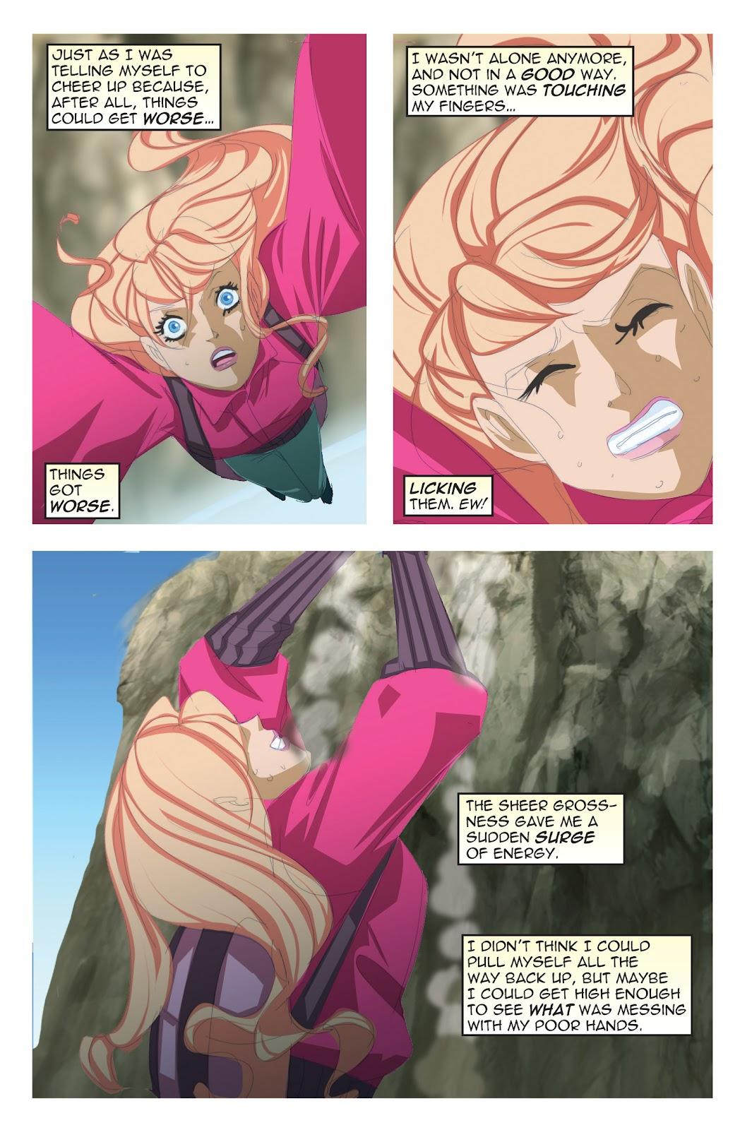 Read online Nancy Drew comic -  Issue #19 - 26