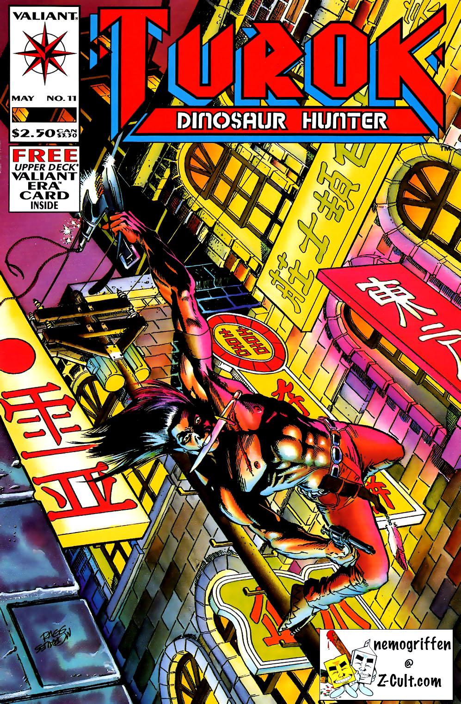 Read online Turok, Dinosaur Hunter (1993) comic -  Issue #11 - 1
