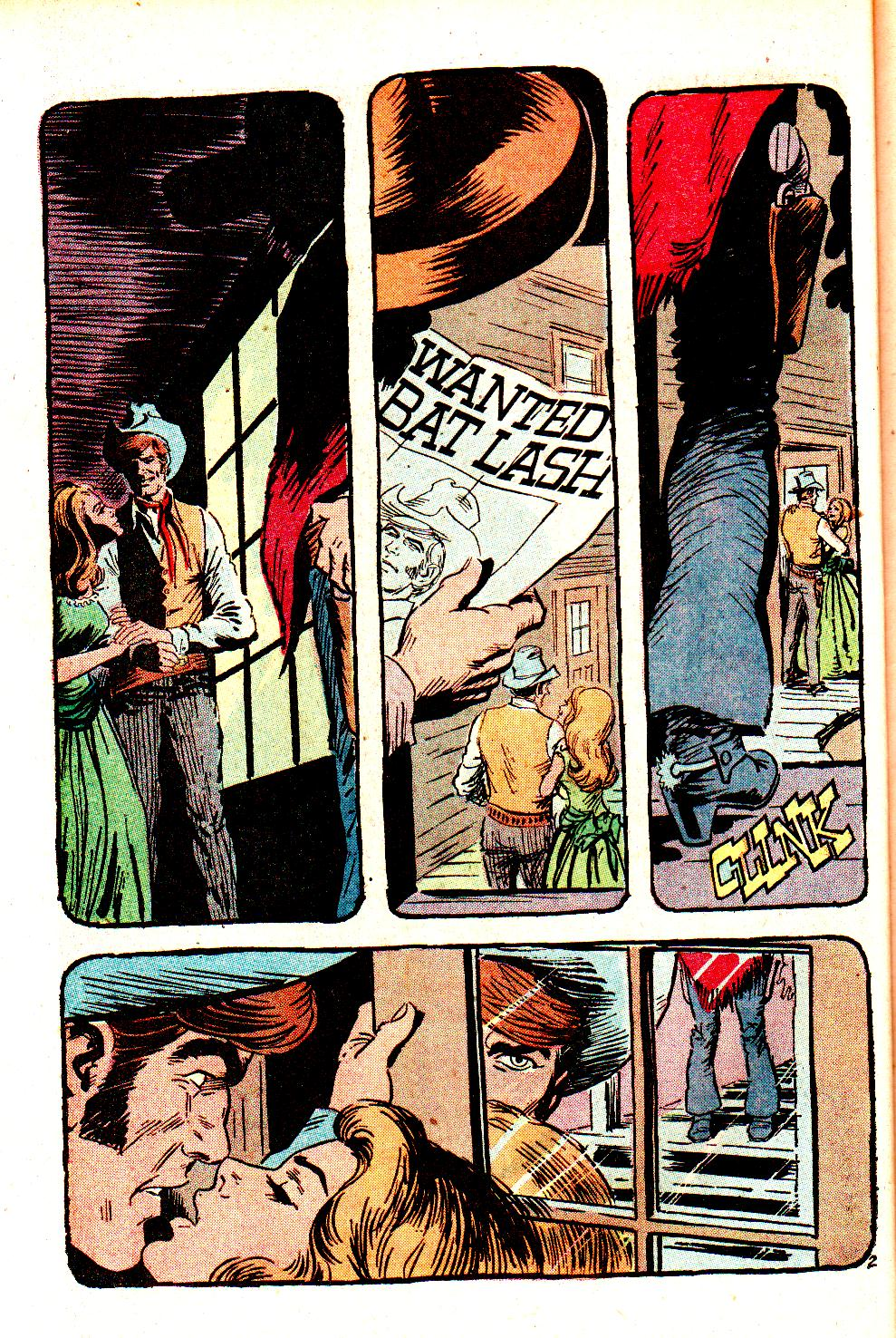 Read online All-Star Western (1970) comic -  Issue #11 - 38