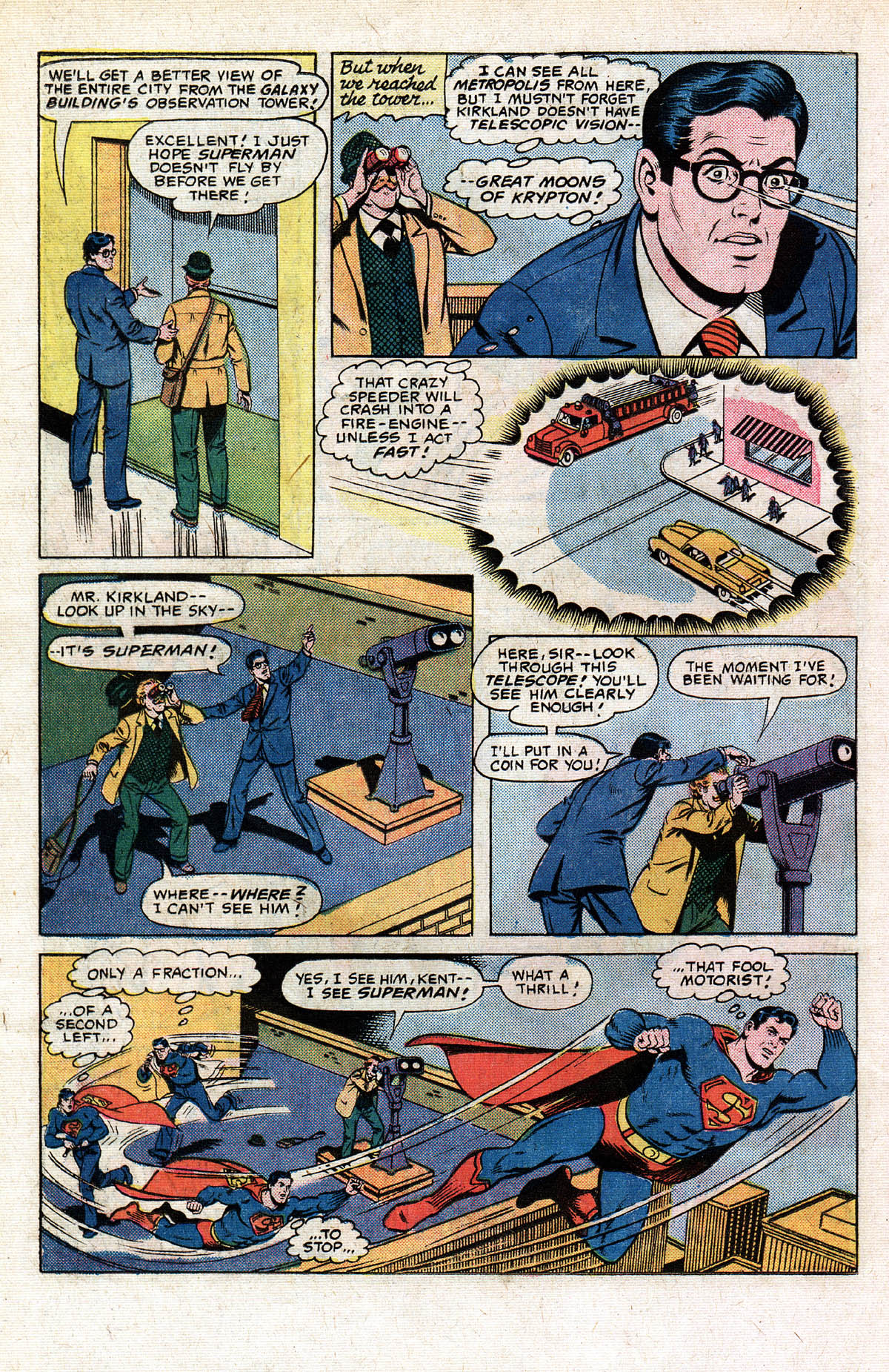 Read online Action Comics (1938) comic -  Issue #464 - 26
