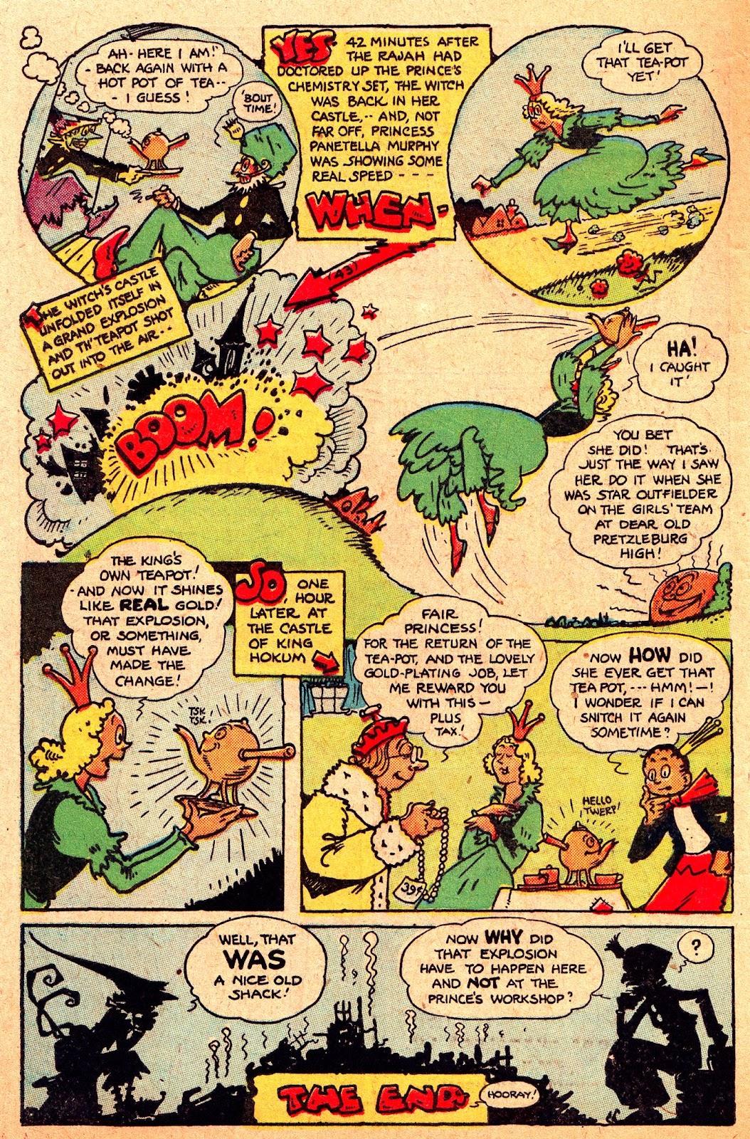 Jingle Jangle Comics issue 21 - Page 48