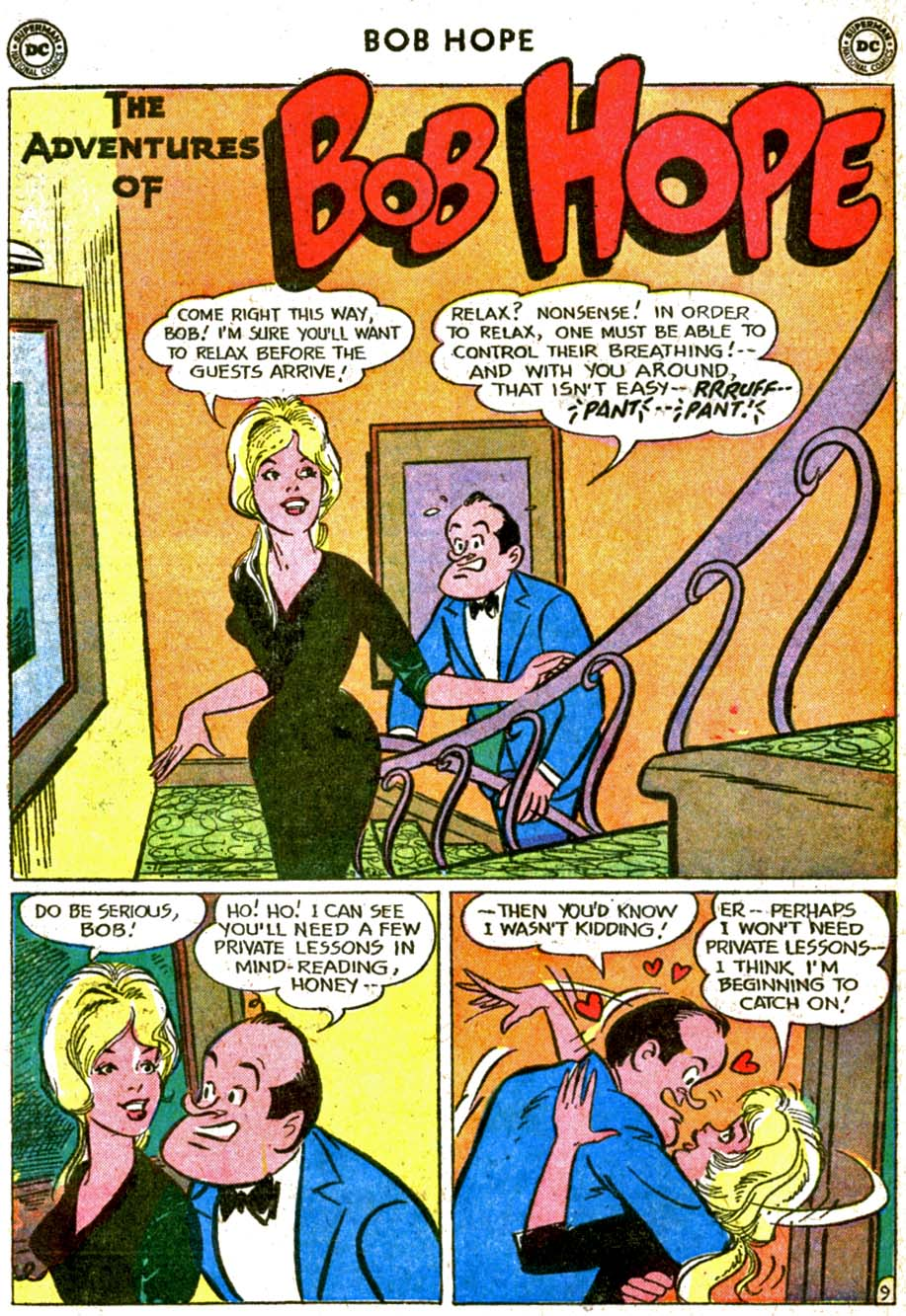 The Adventures of Bob Hope issue 77 - Page 14