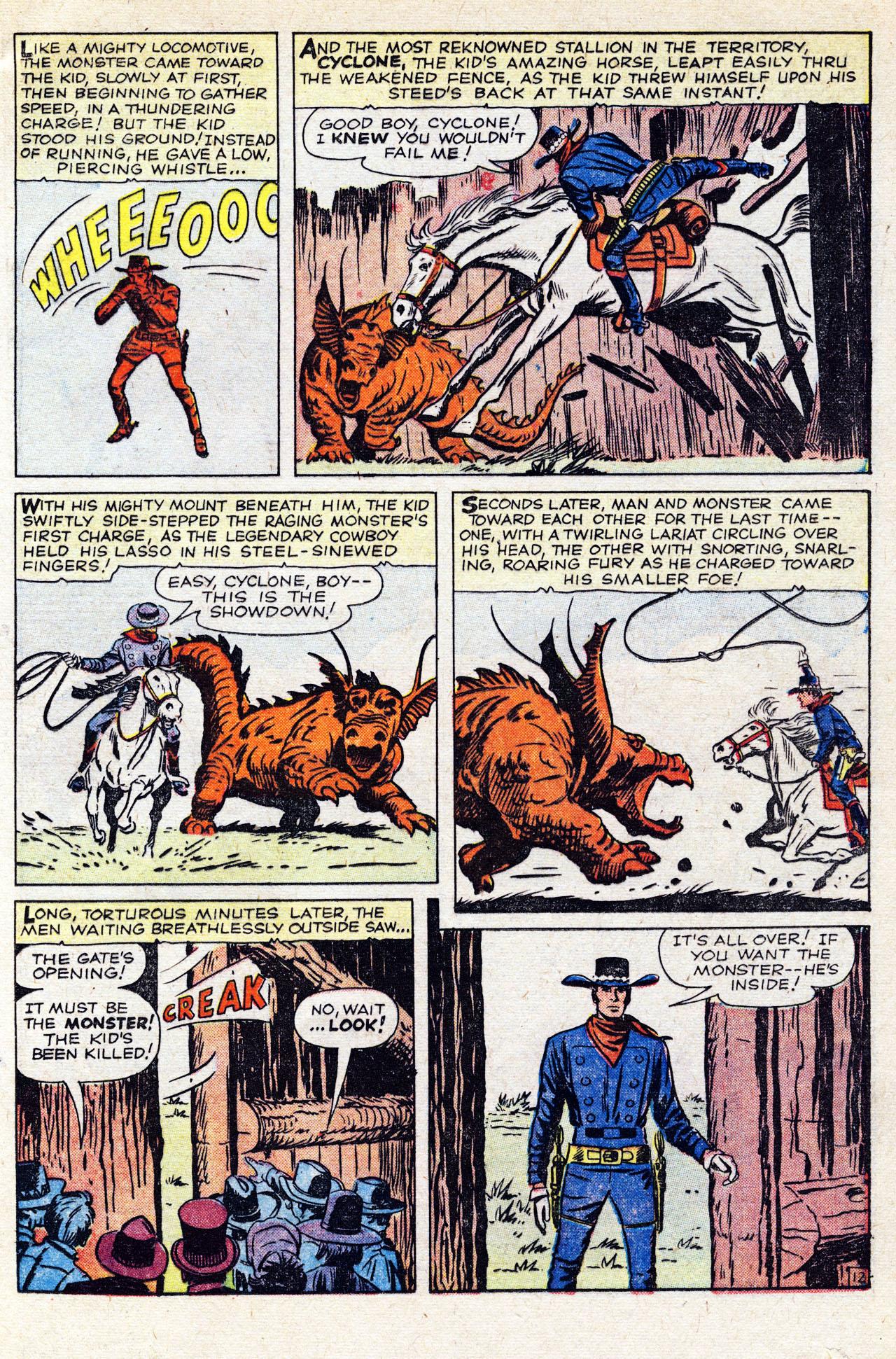 Read online Two-Gun Kid comic -  Issue #58 - 17