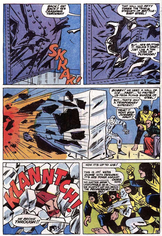 Read online Uncanny X-Men (1963) comic -  Issue #67 - 24