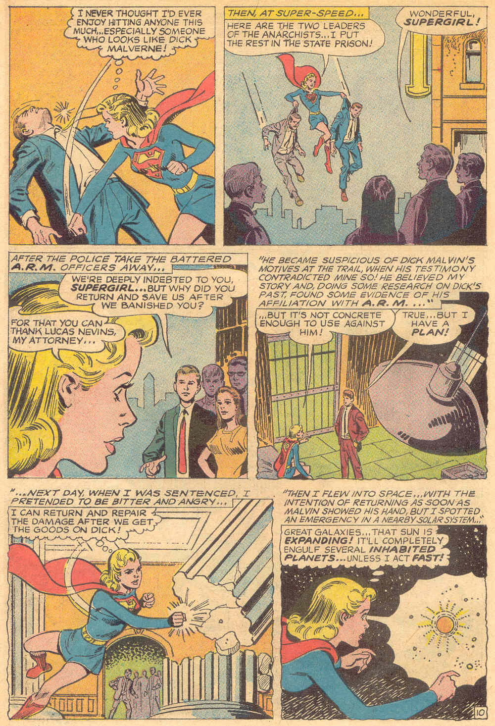 Read online Action Comics (1938) comic -  Issue #345 - 30