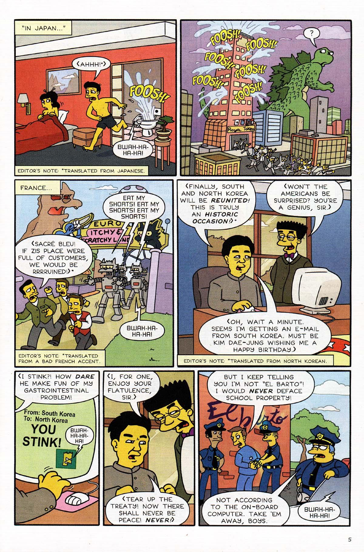 Read online Simpsons Comics Presents Bart Simpson comic -  Issue #15 - 7