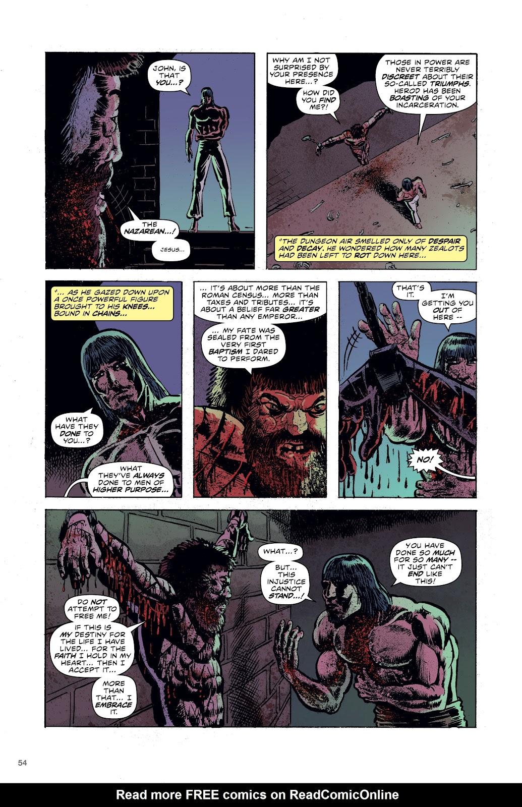 Read online Jesusfreak comic -  Issue # Full - 49