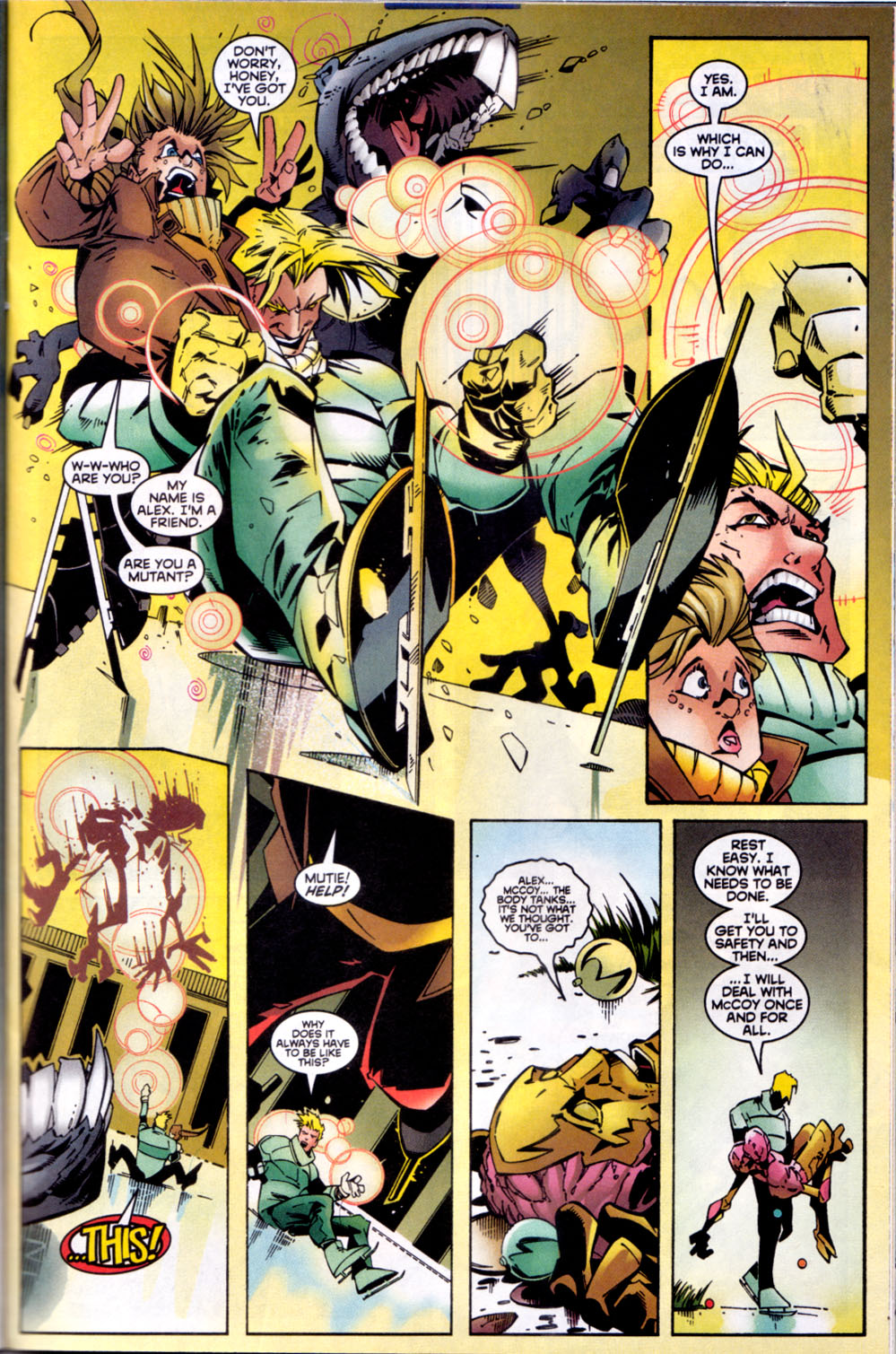 Read online X-Factor (1986) comic -  Issue #143 - 10