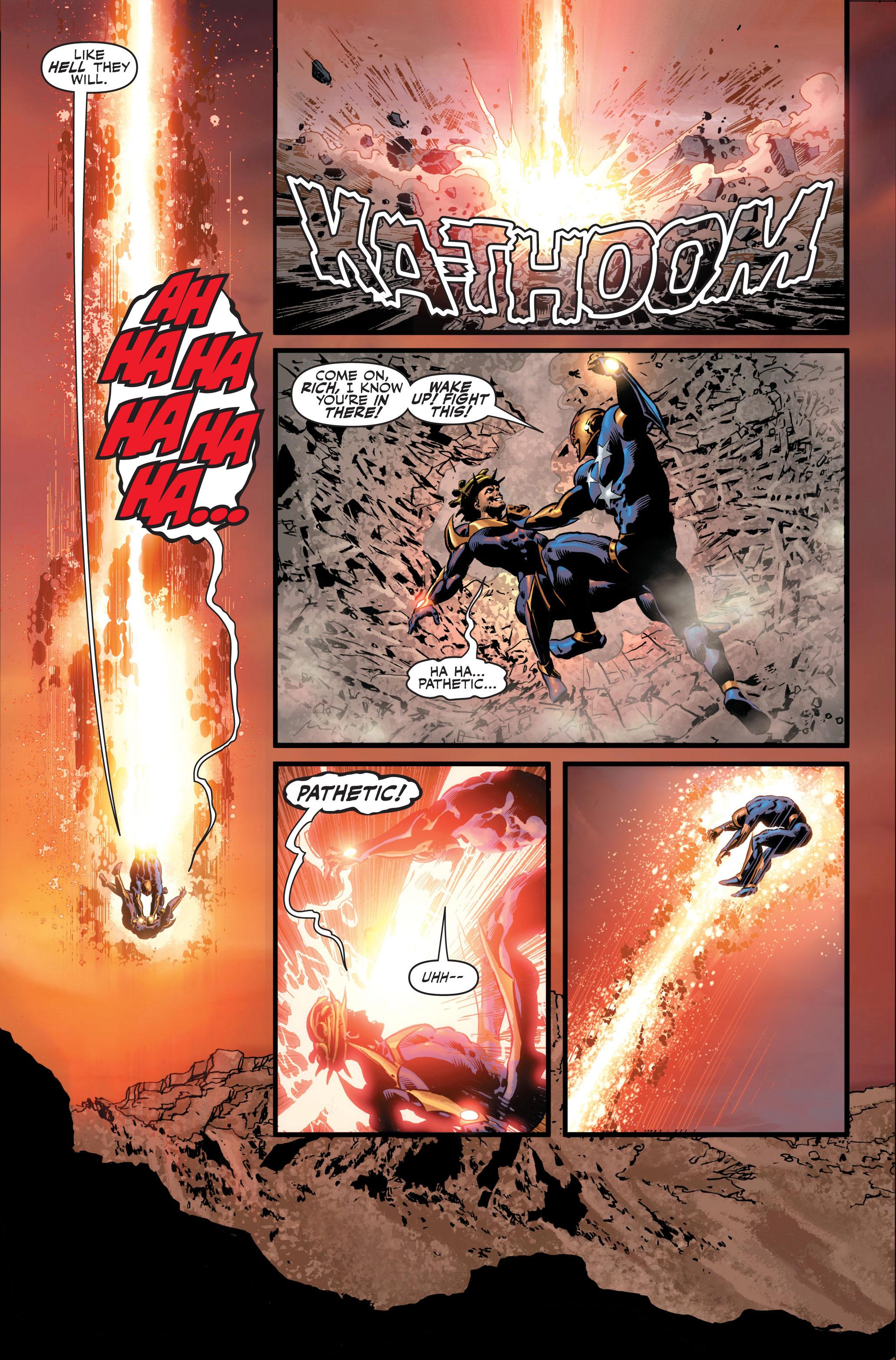 Read online Secret Avengers (2010) comic -  Issue #4 - 15