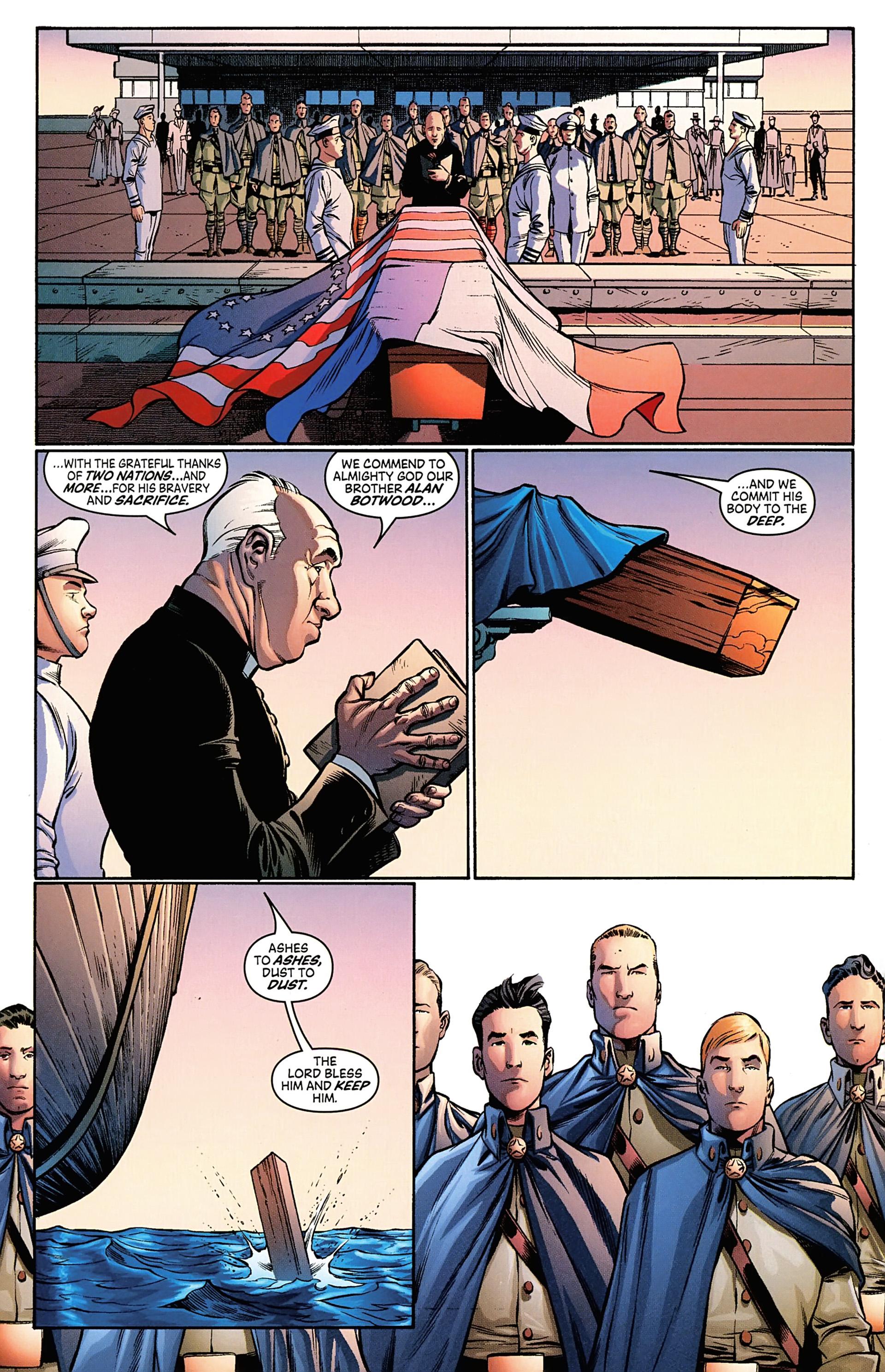 Read online Arrowsmith comic -  Issue #3 - 16