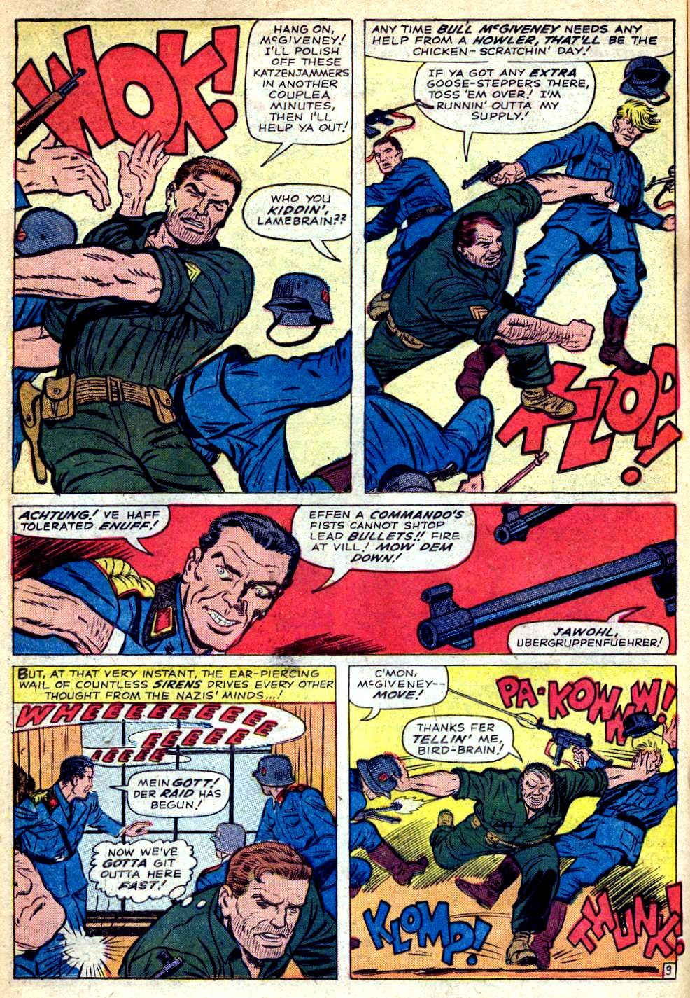 Read online Sgt. Fury comic -  Issue #22 - 14