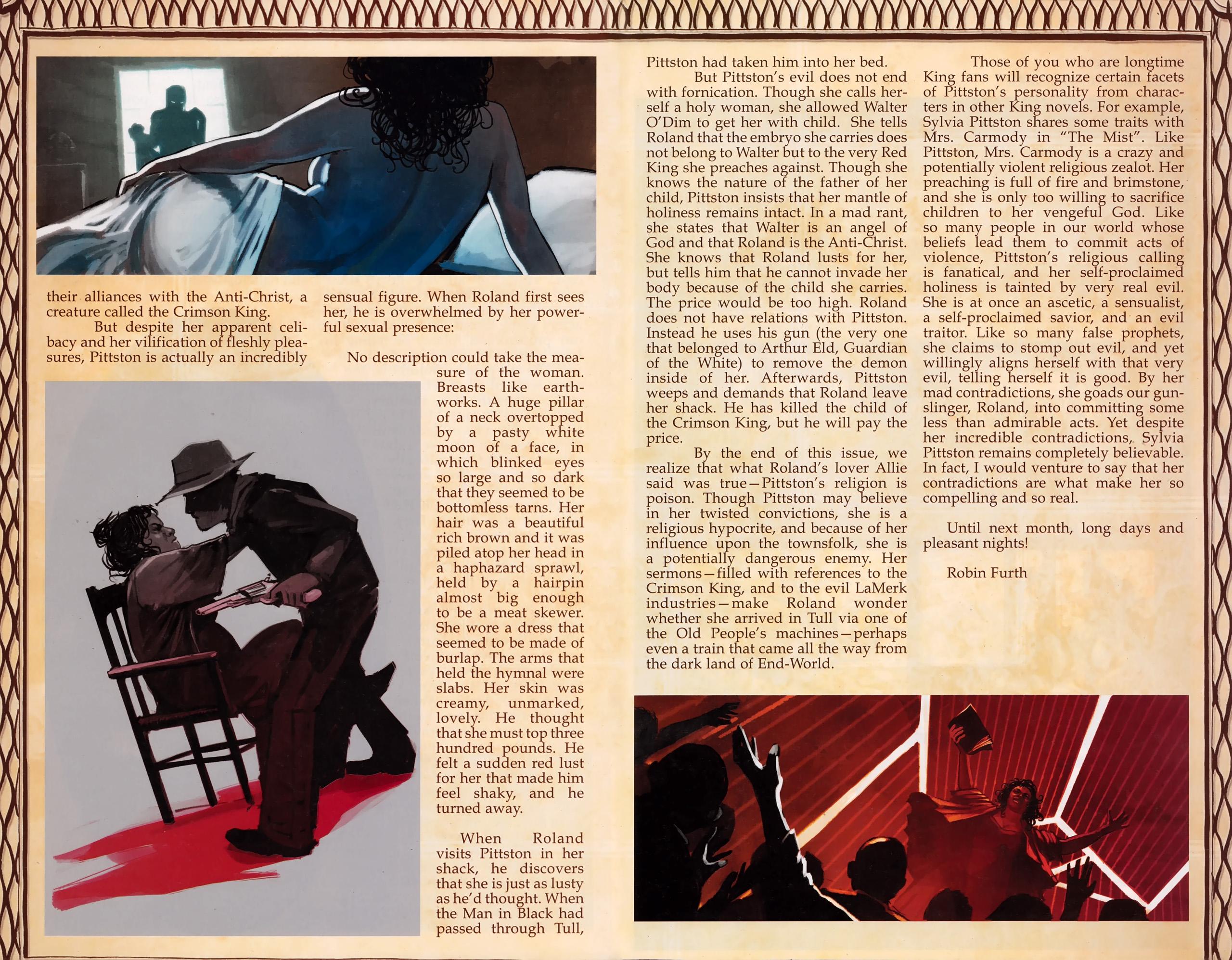 Read online Dark Tower: The Gunslinger - The Battle of Tull comic -  Issue #4 - 25