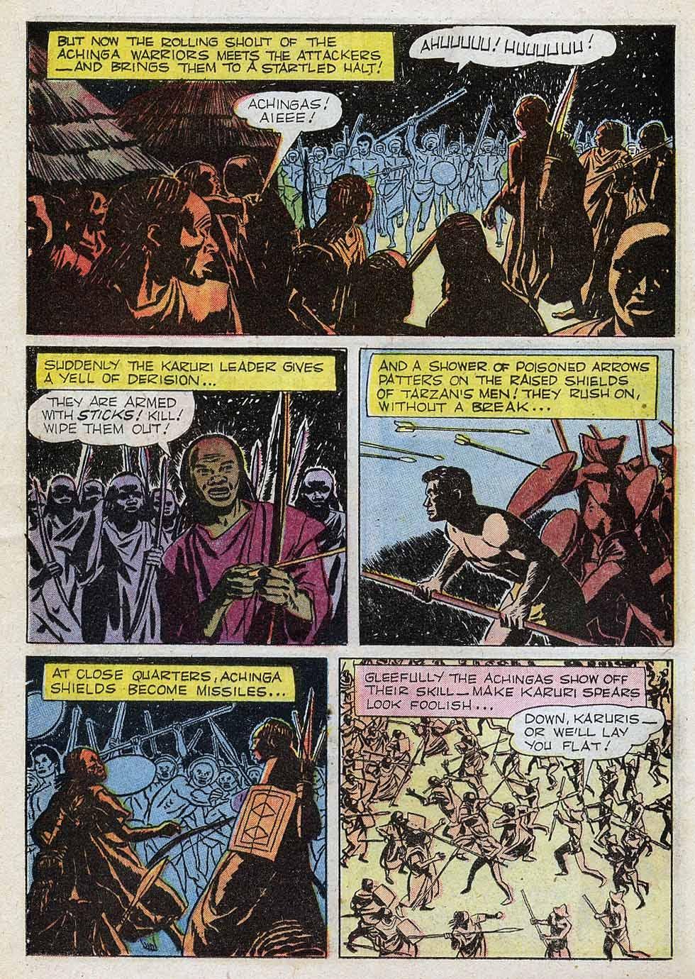 Tarzan (1948) issue 101 - Page 12