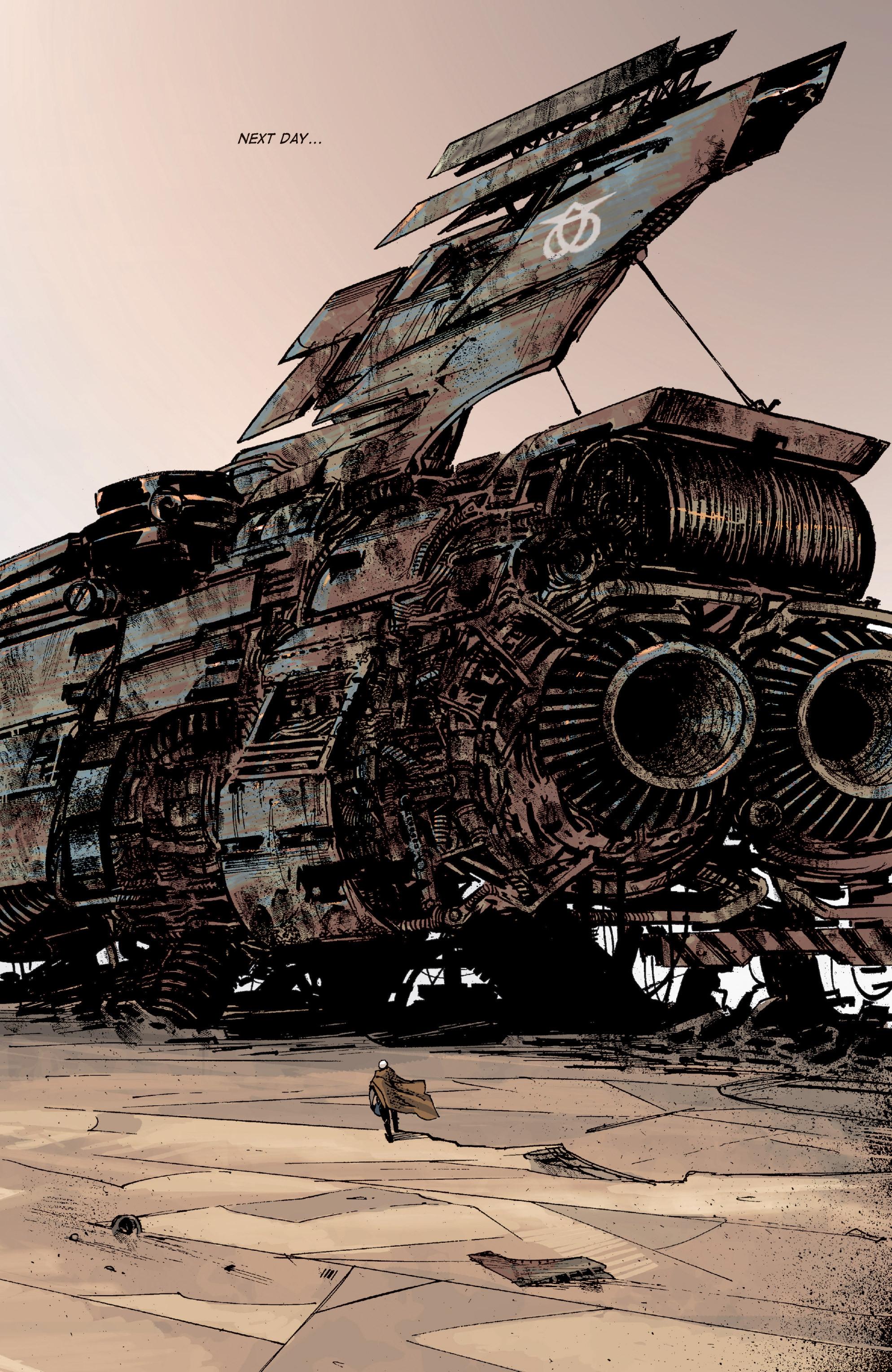 Read online Planetoid comic -  Issue # TPB - 57
