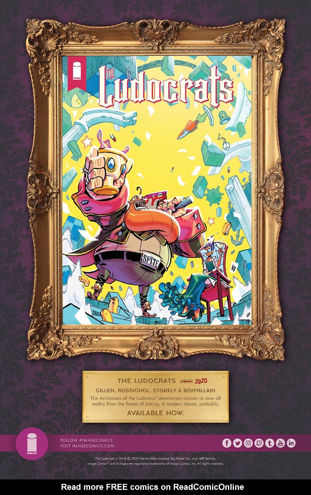 Read online Nomen Omen comic -  Issue #6 - 26