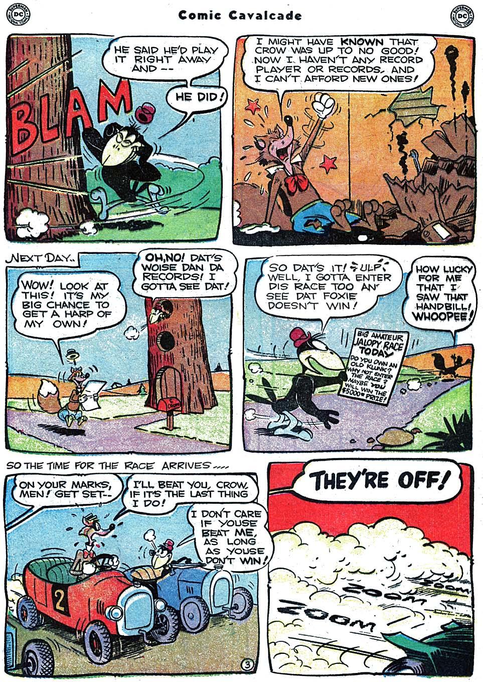 Comic Cavalcade issue 38 - Page 5